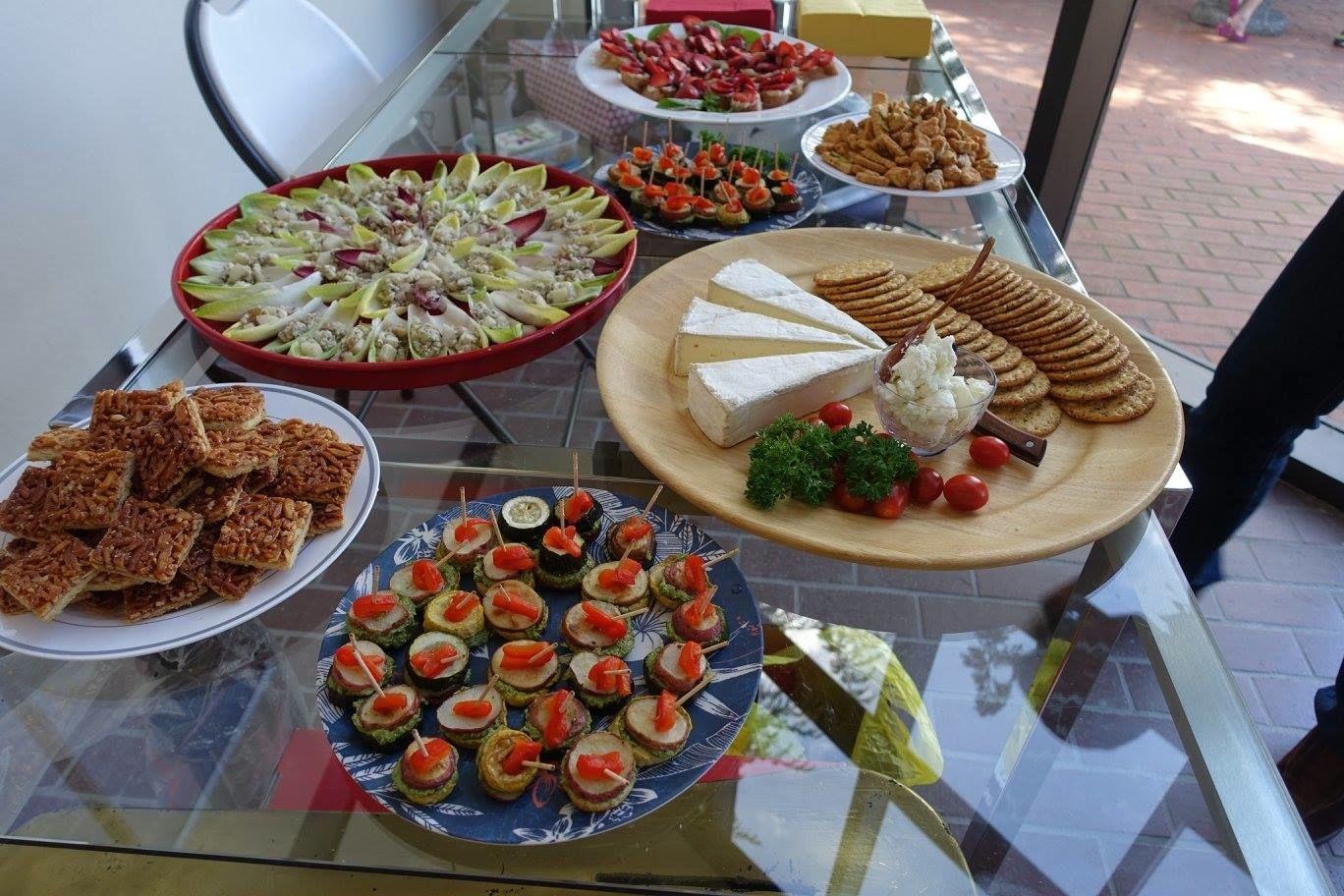 Food kindly provided by Maho Osano