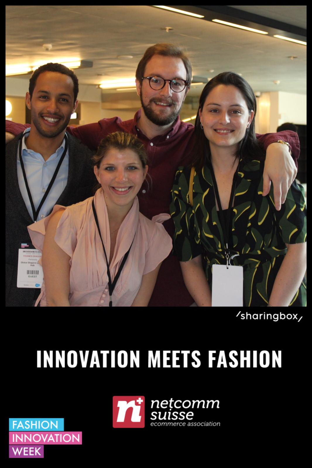 Our shapers at the Fashion Innovation Week!