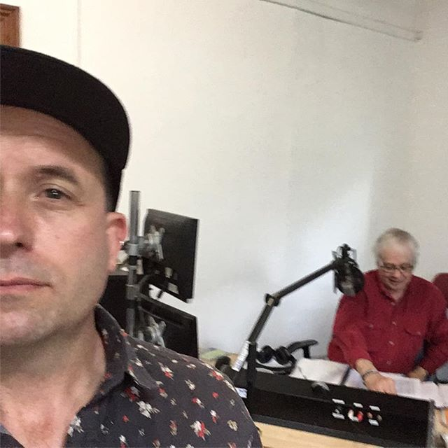 Hidden Currents (2/5ths of) live to air on 3MDS 97.1 today. Thanks to Tony from Uncut and Unsigned for having us! #hiddencurrents #hiddencurrentsband #uncut&Unsigned #3mdr #communityradio #livetoair #radio #indierock #singer #songwriter #dreampop #postrock