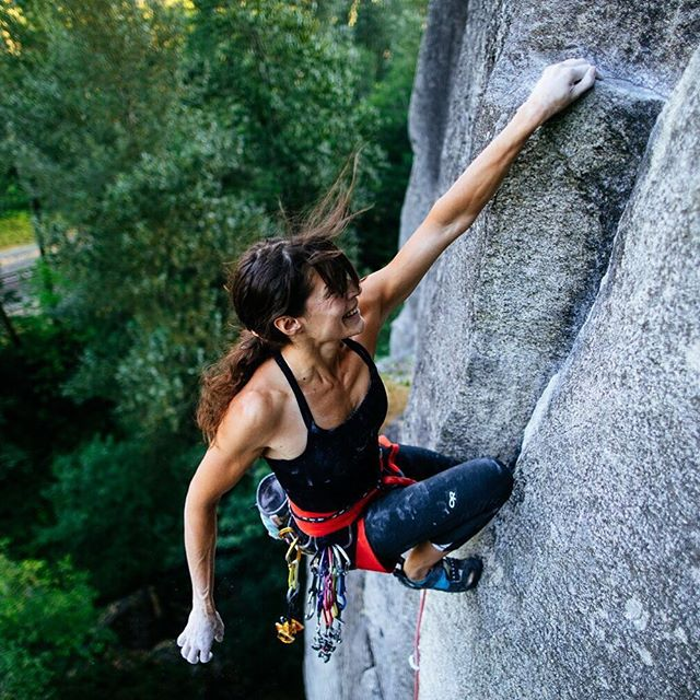 Bonafide badass climber and wildfire fighter Jess Campbell is teaching our Steep Face Climbing Clinic at the Index Climbing Festival this year. You'd be a fool to skip out on this one. Get your tickets today! Event link in our profile. ⠀ ⠀ #indexprovides #aacgram #indexclimbingfestival #climbindex 📷 AAC member Forest Woodward