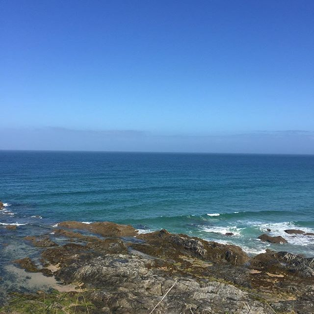 Morning view. Sun. Sea. Wind #ocean #surf