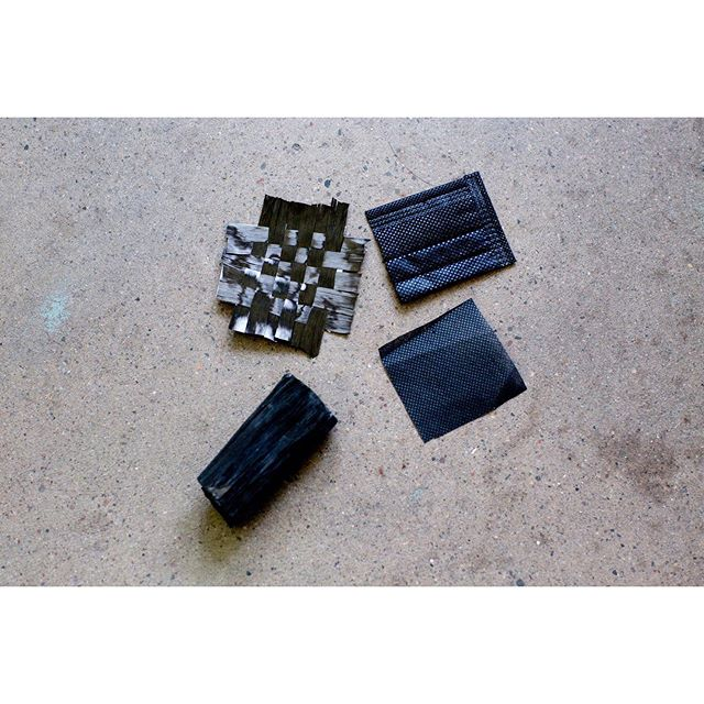 Activated Charcoal filters out Volatile Organic Compounds (VOC's) from air and water. It is an inexpensive low maintenance way to trap unsafe or undesirable particles. Above are samples of activated carbon and charcoal.