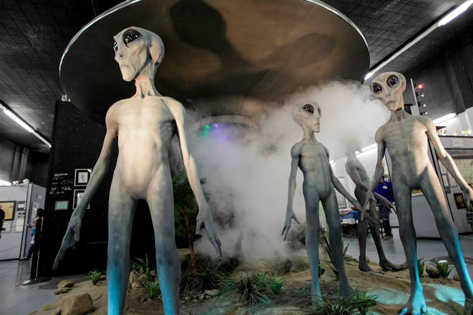 Photo courtesy UFO Festival Roswell