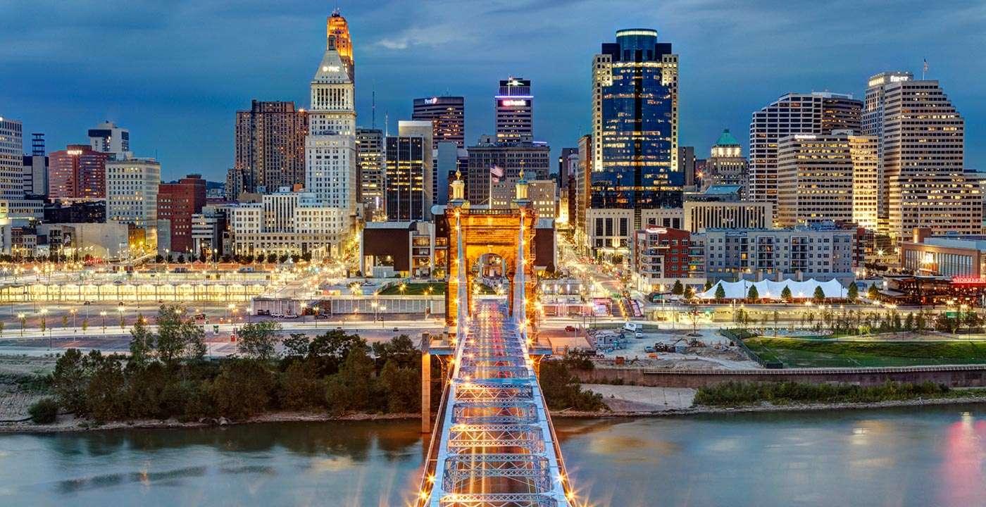 Cincinnati, Ohio #37 Best Place to Live in America