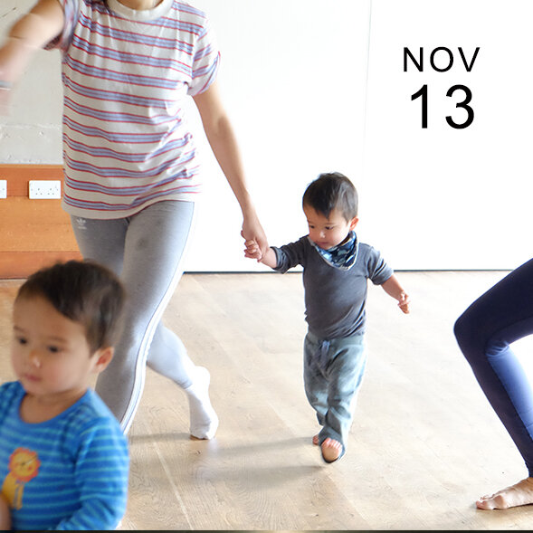 MOTHER AND BABY MOVEMENT LAB