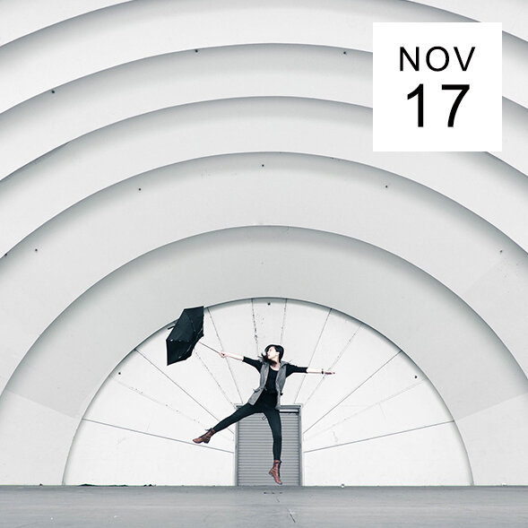 CONFERENCE // LET'S TALK ABOUT DANCE