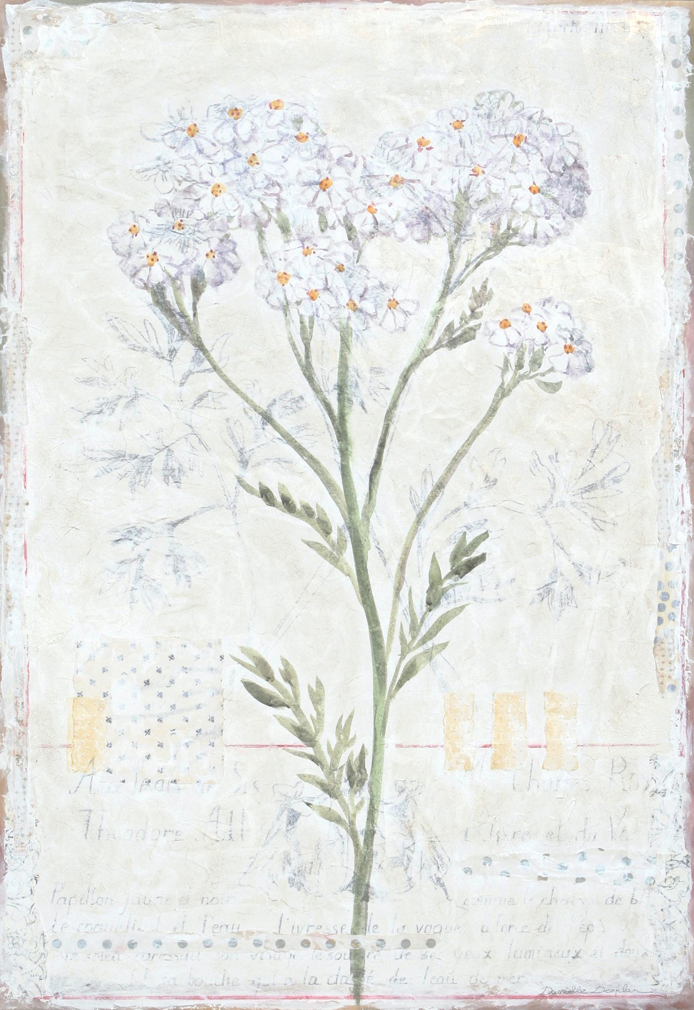 """Mille Fleurs 36""""x24"""""""