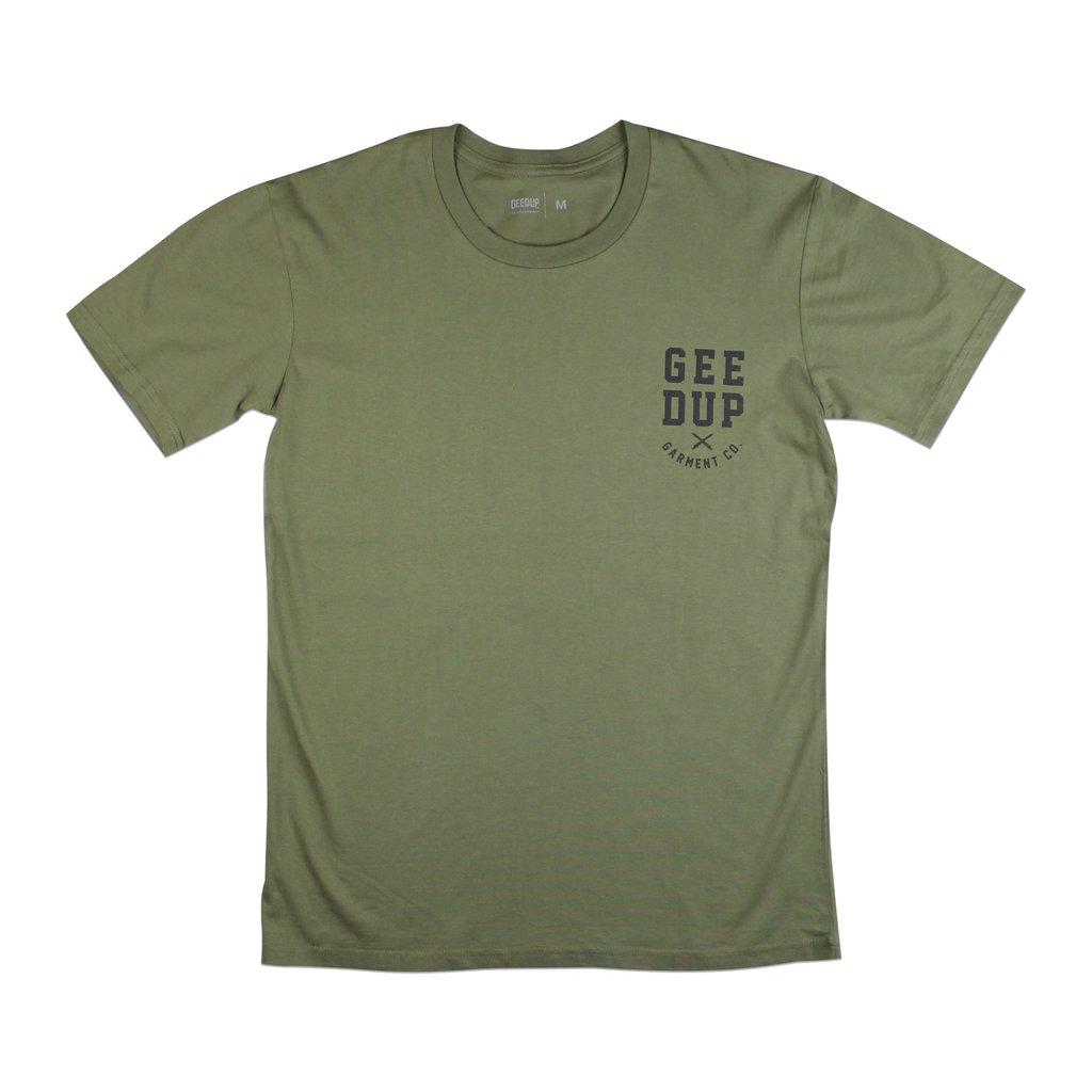 Garment Co Tee - Khaki   B U Y N O W