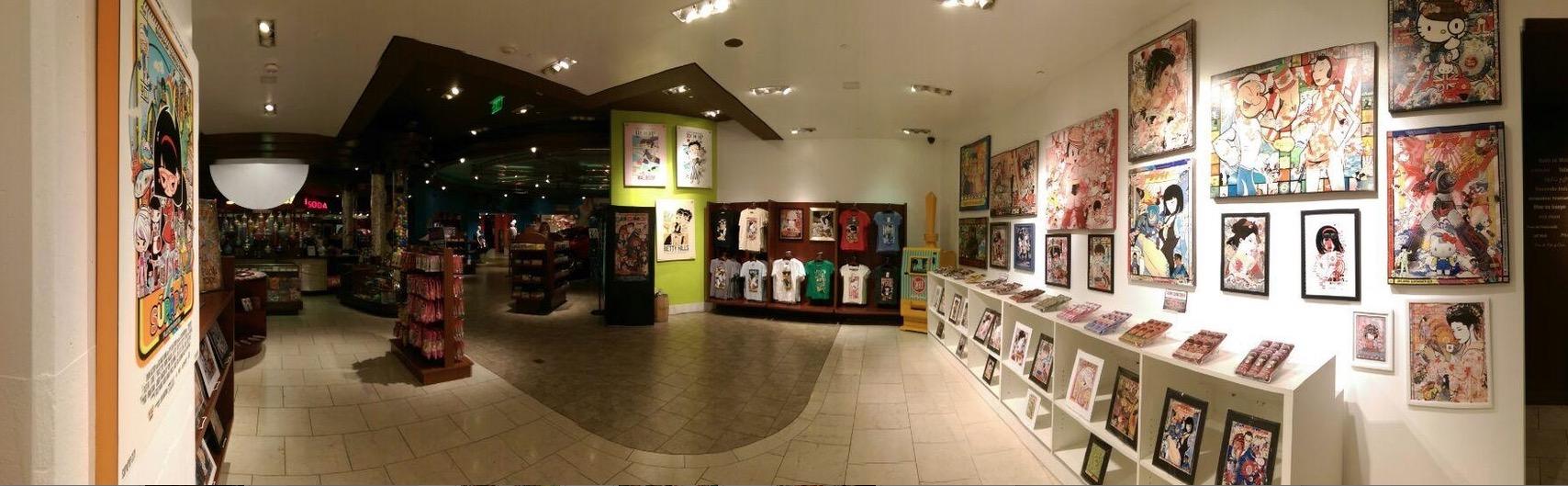SupaPop Boutique, Hollywood + Highland Center