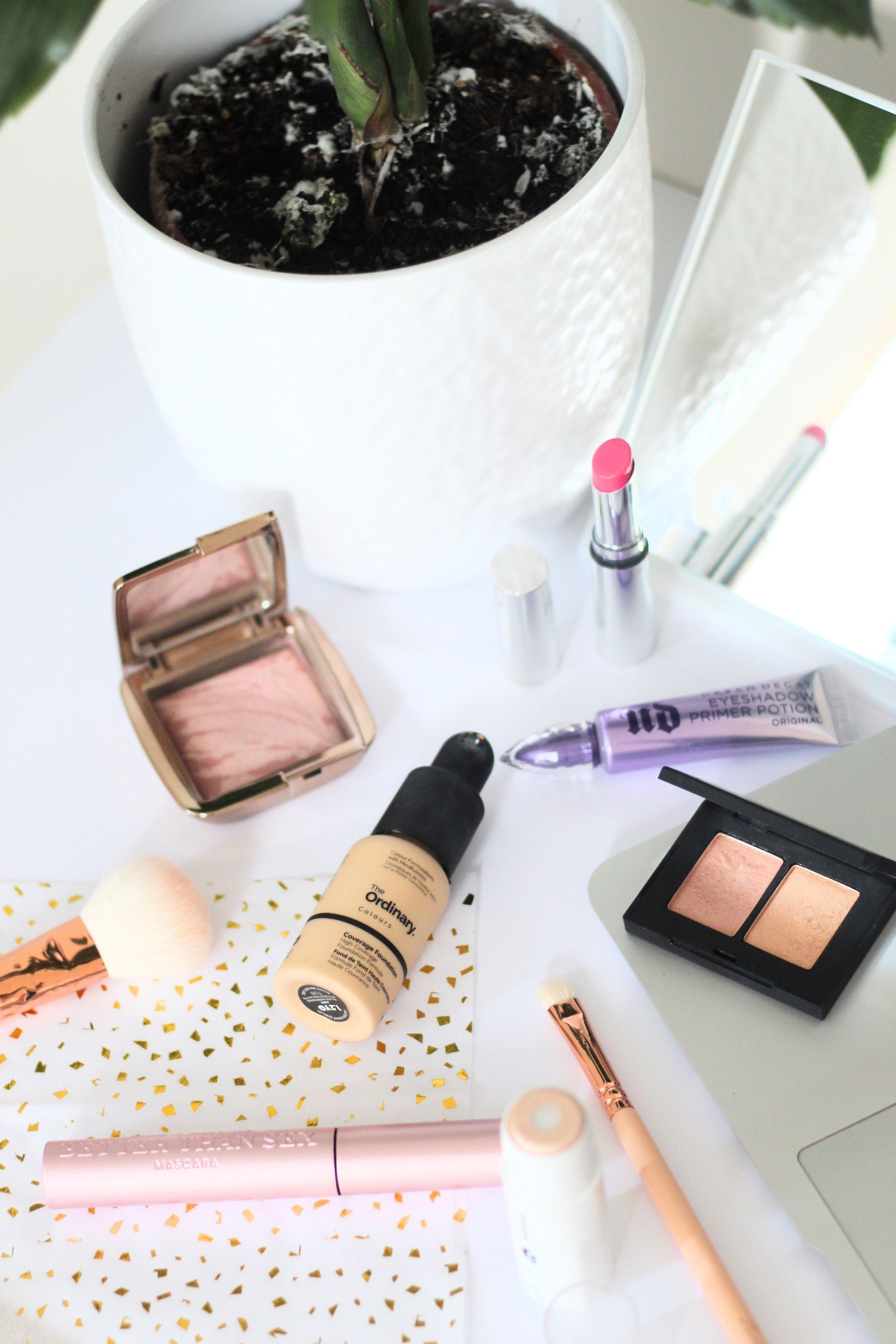 My Everyday Work Makeup