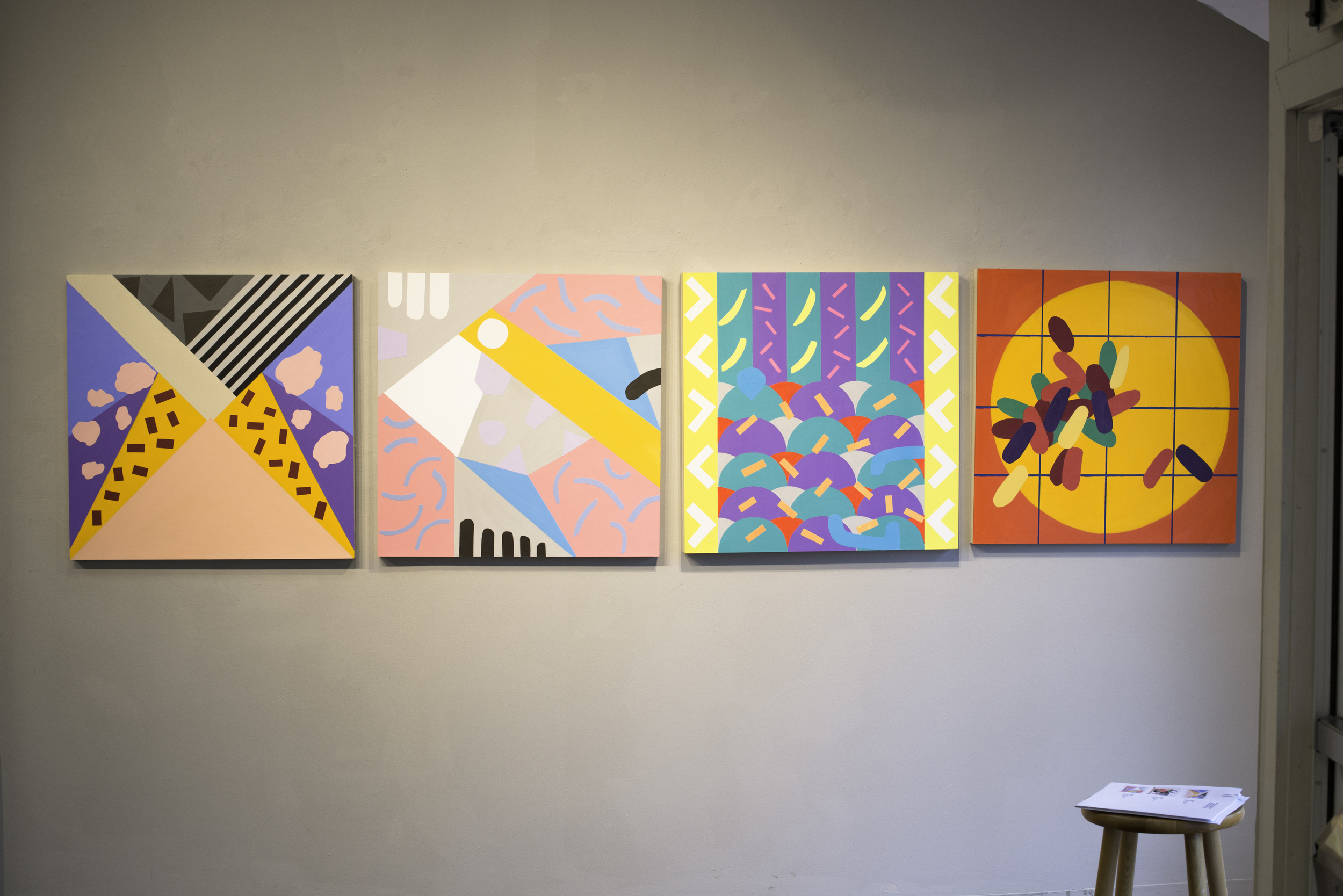 Installation View: Soma Studio Tour