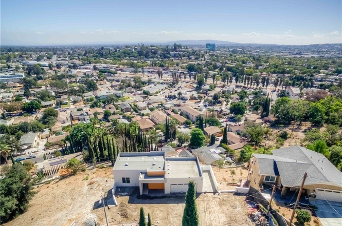 The El Sereno home that sold for $920,000. (Photo courtesy of RE/MAX Elite Realty)