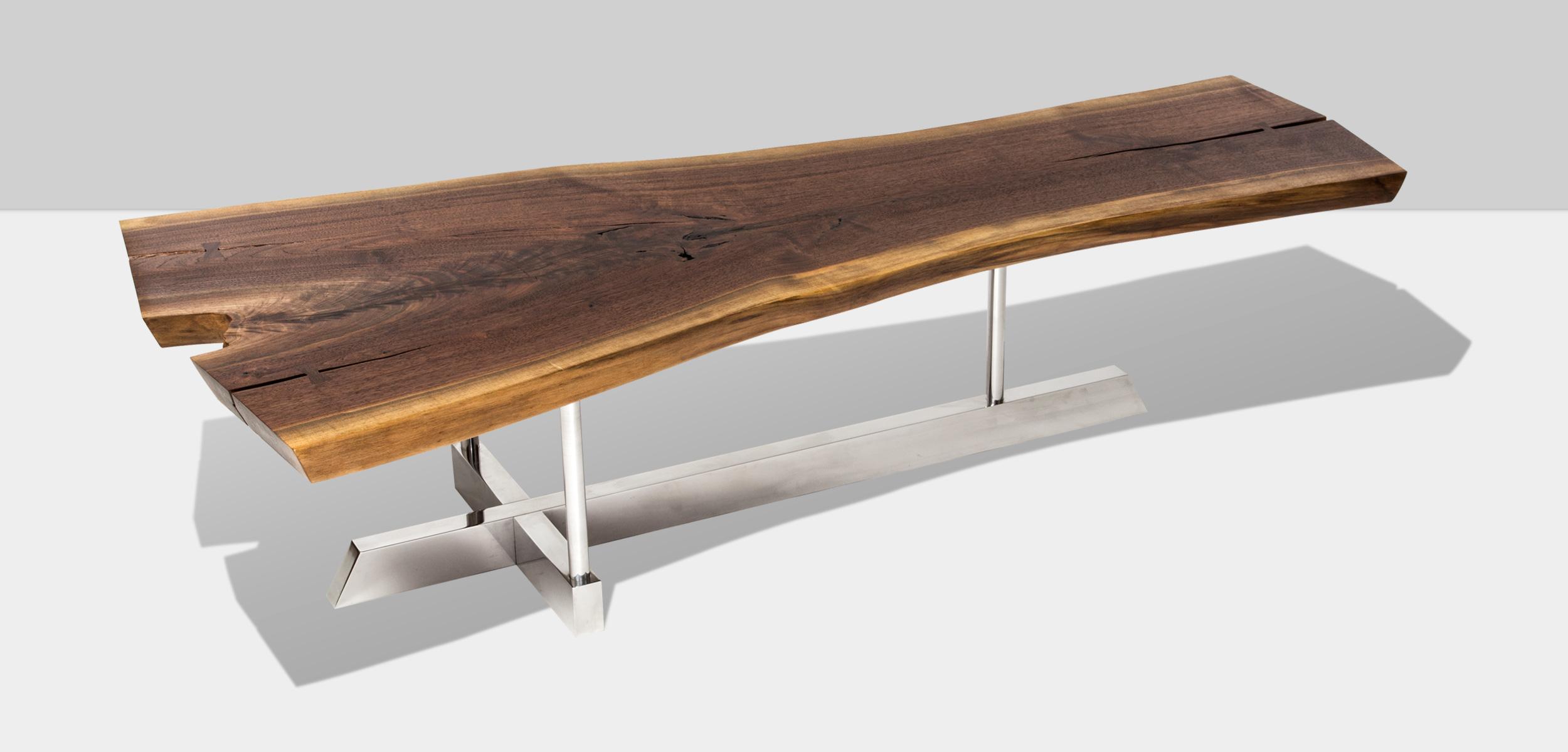Y-WALNUT T TABLE