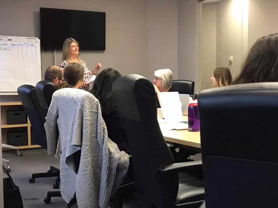 Deborah Borak, CDS, CMM, SMMC, Vice President/Team Director at ConferenceDirect, taught about meeting and event contracts and negotiations.