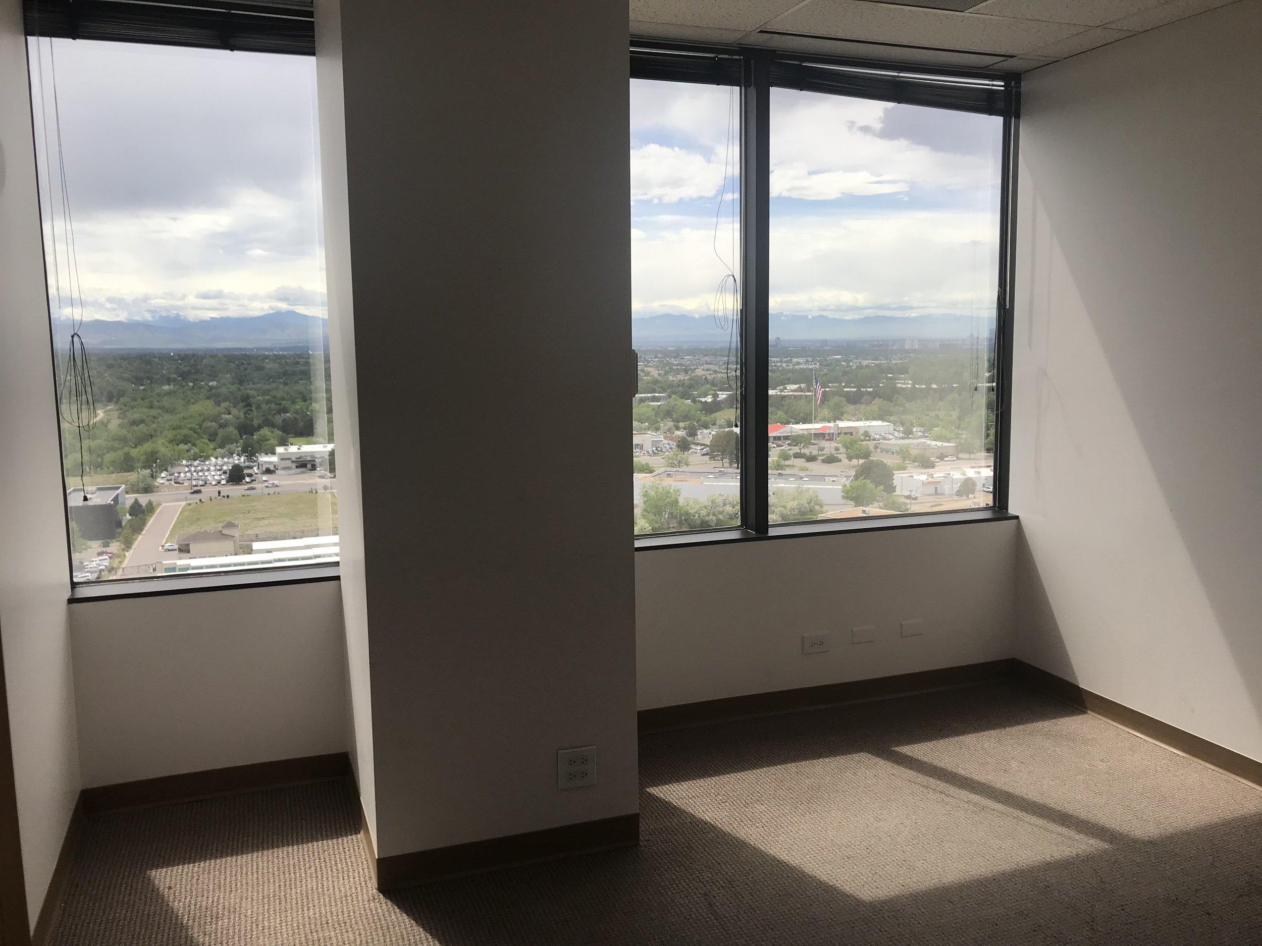 Office F — Western Views, Adjacent to Kitchen