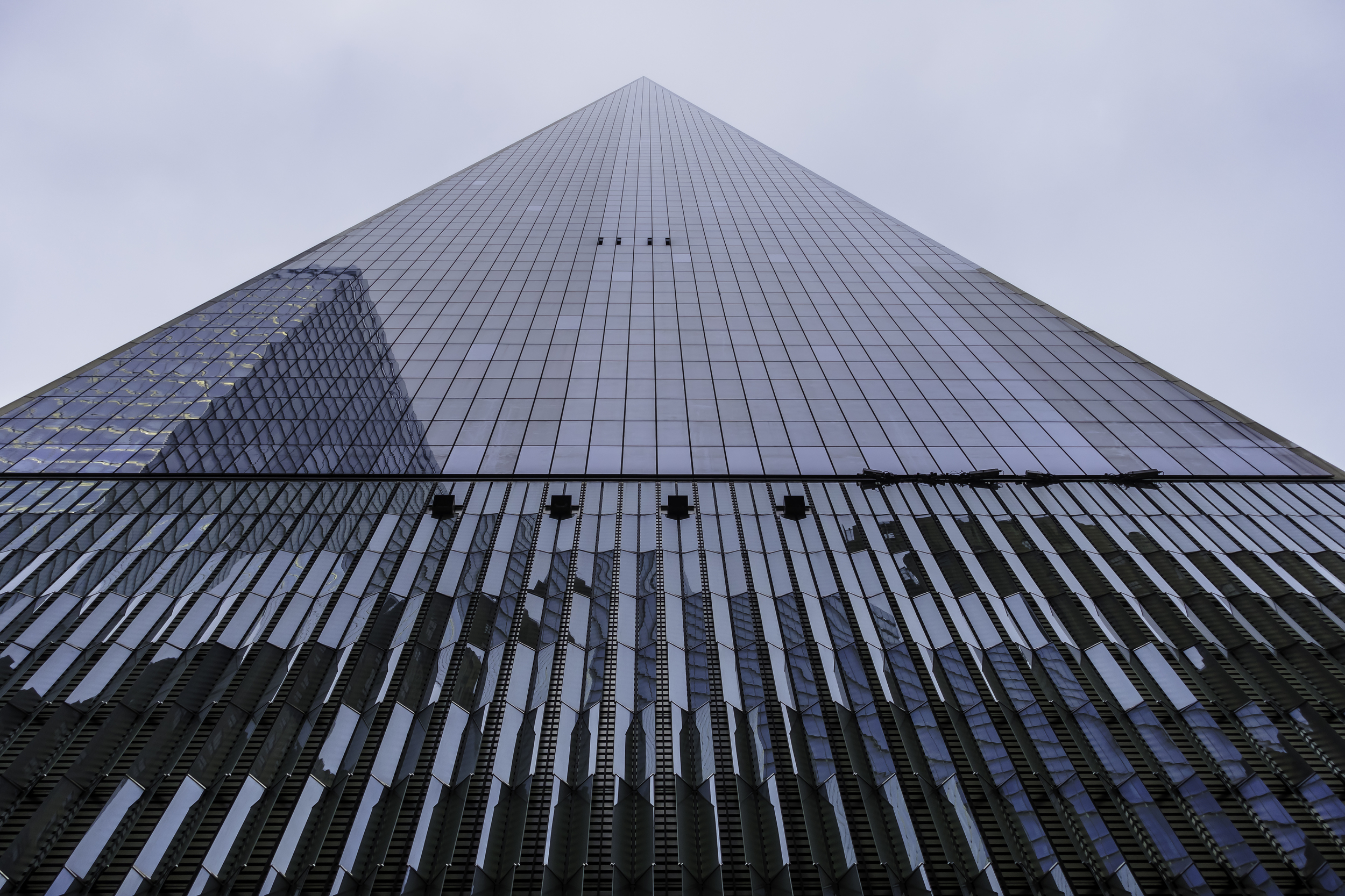 World Trade Center, January 2015