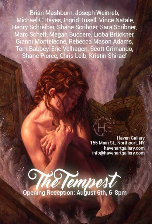 """Tempest"" Group Show at Haven Gallery"