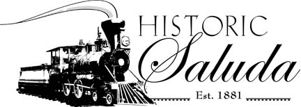 Historic Saluda Committee/City of Saluda   Thank you to the Historic Saluda Committee for donating proceeds from the 2015 Historic Home tour to the Saluda Historic Depot & Museum.
