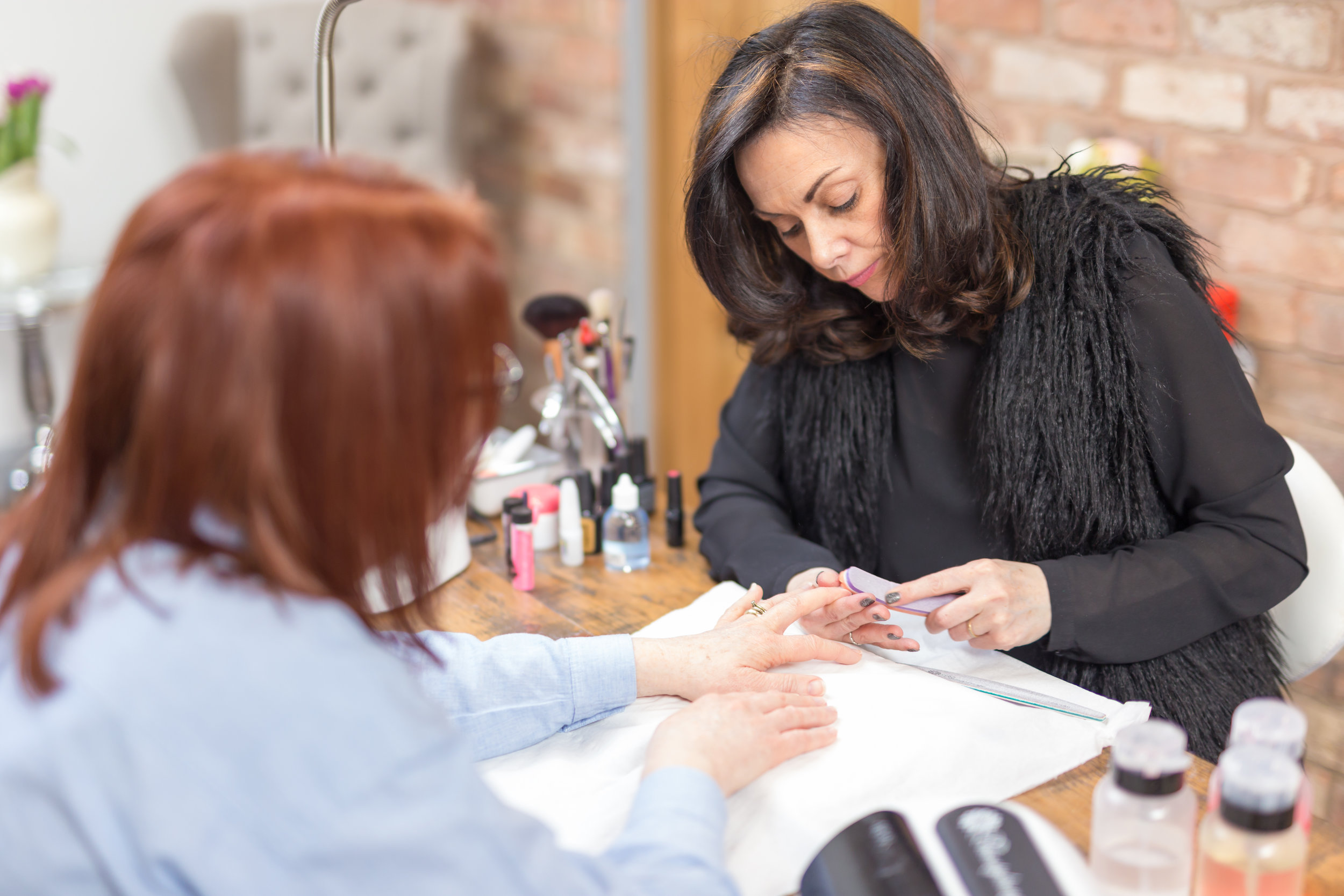 Meet Kim - The lady behind the salon is Kim Dorman.Kim has assembled a group of talented stylists, technicians and beauticians in order to create Bay Hair and Beauty.She has worked in the beauty industry since 2003 and has been a qualified educator in Nails and Beauty for 13 years.