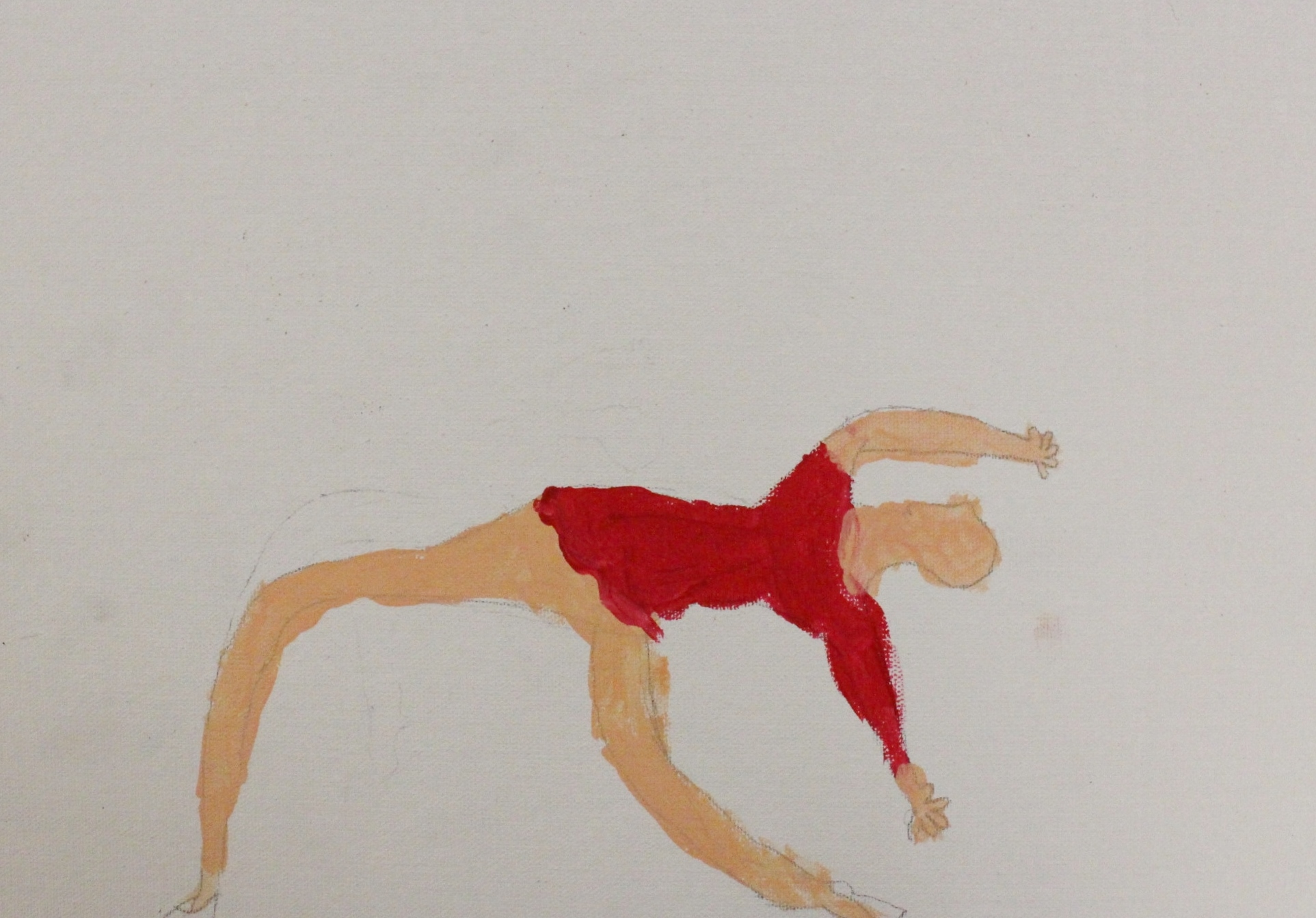 Fifth Grade: Hailey Hoskins (Olympic Athletes in Motion: Work In Progress)