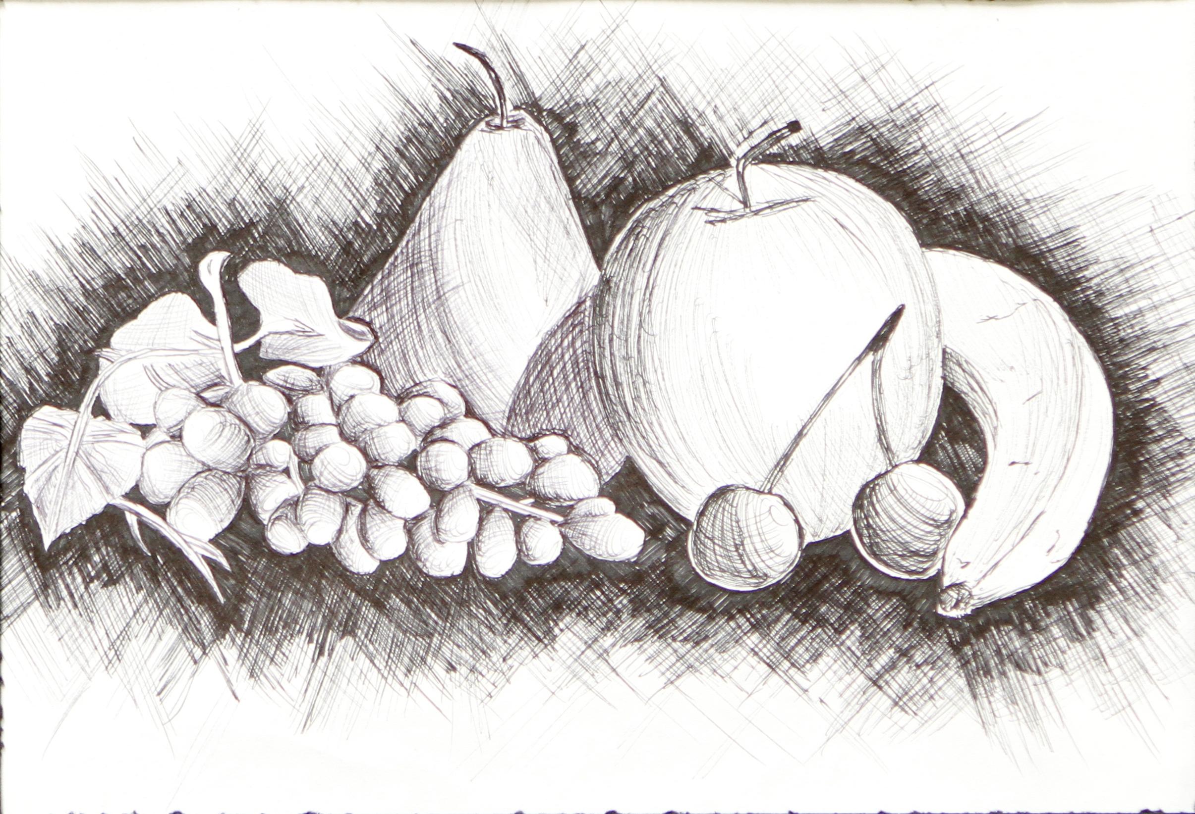Grace Grade 11<br />Hatched Fruit