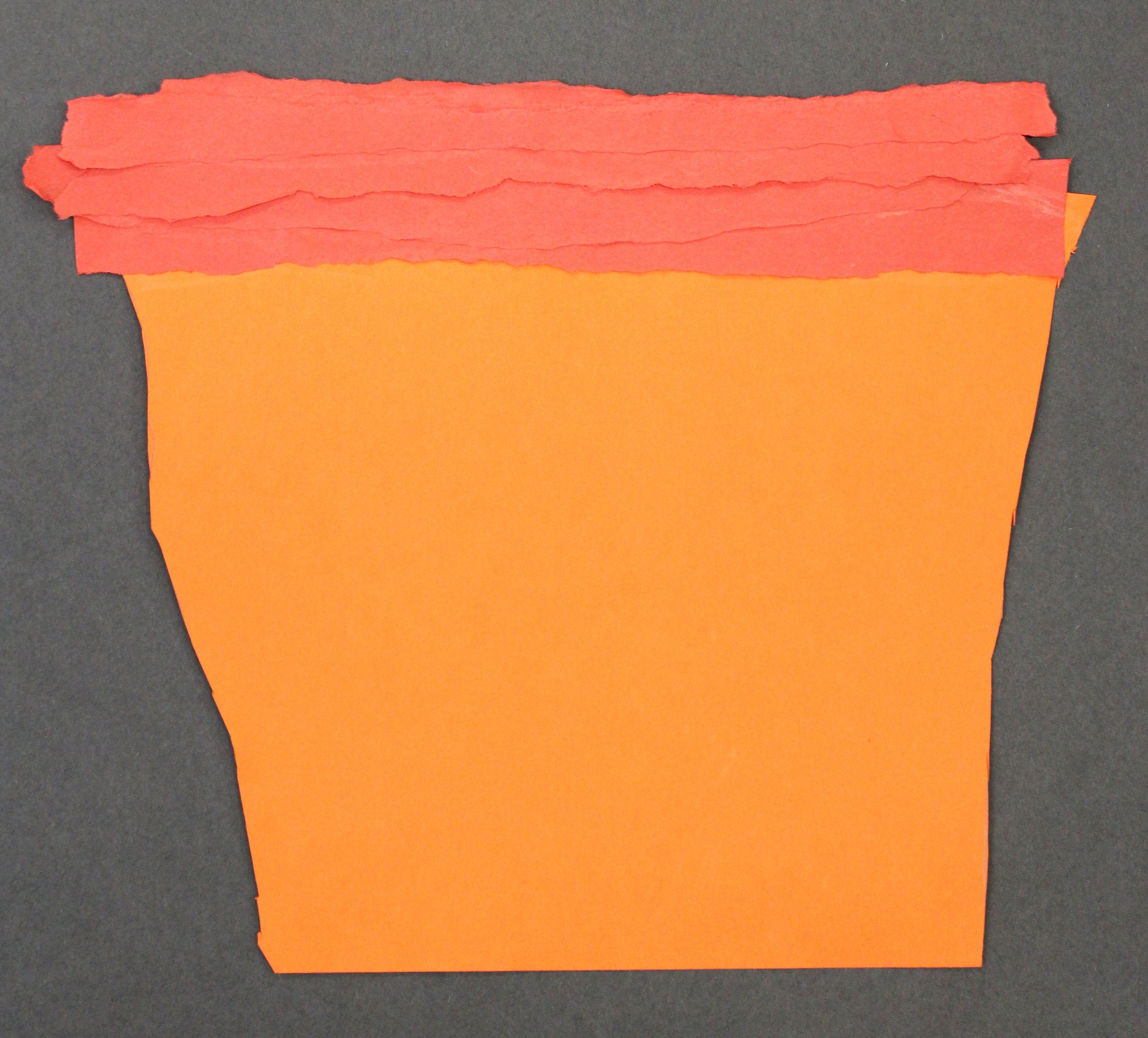First Grade: Michael Hanley (Cupcake-Wayne Thiebaud: Work In Progress)
