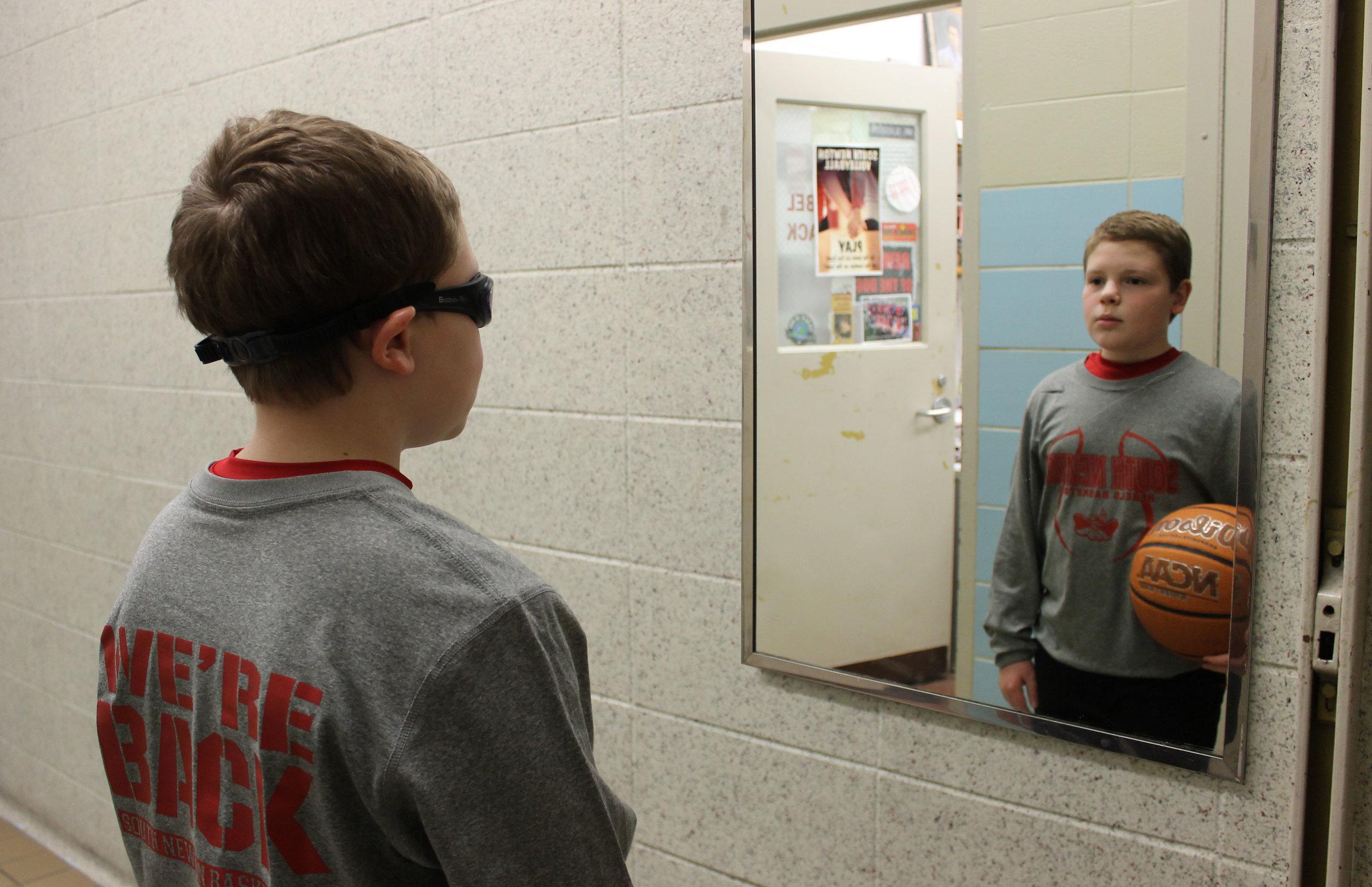Jacob Grade 7