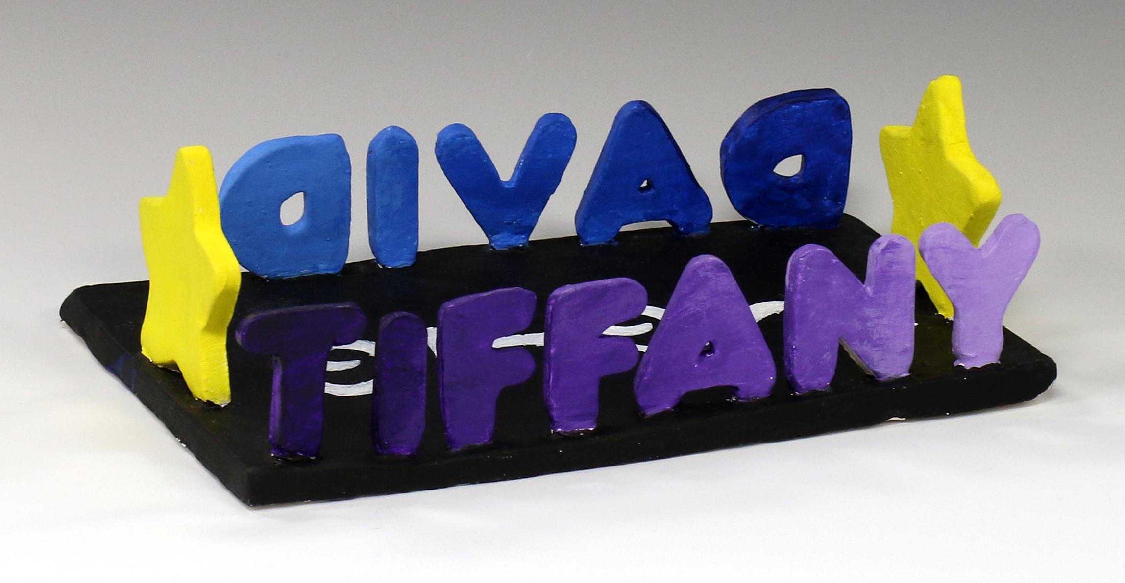 Tiffany Grade 11