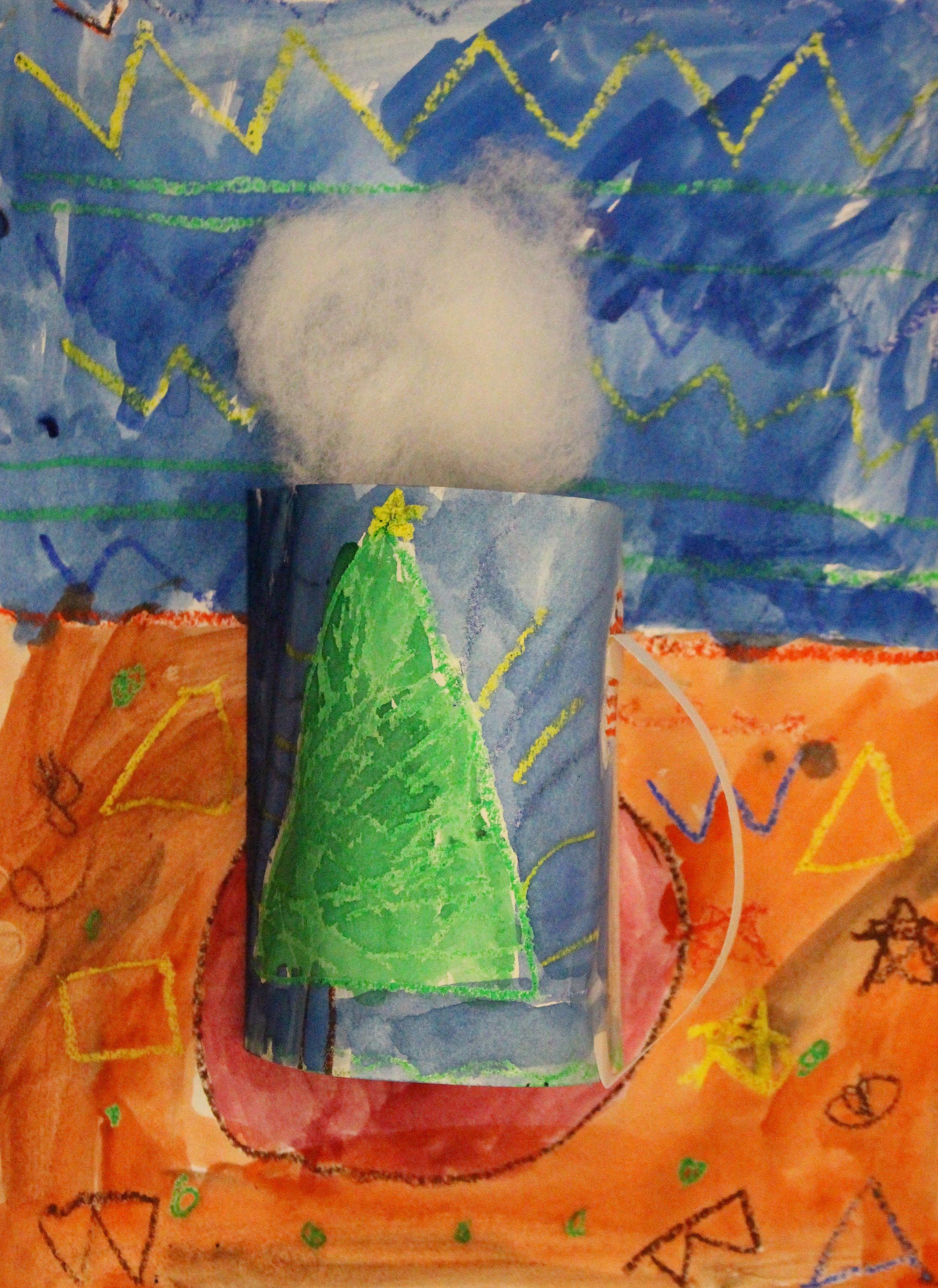 1st Grade: Carson M. - Hot Chocolate