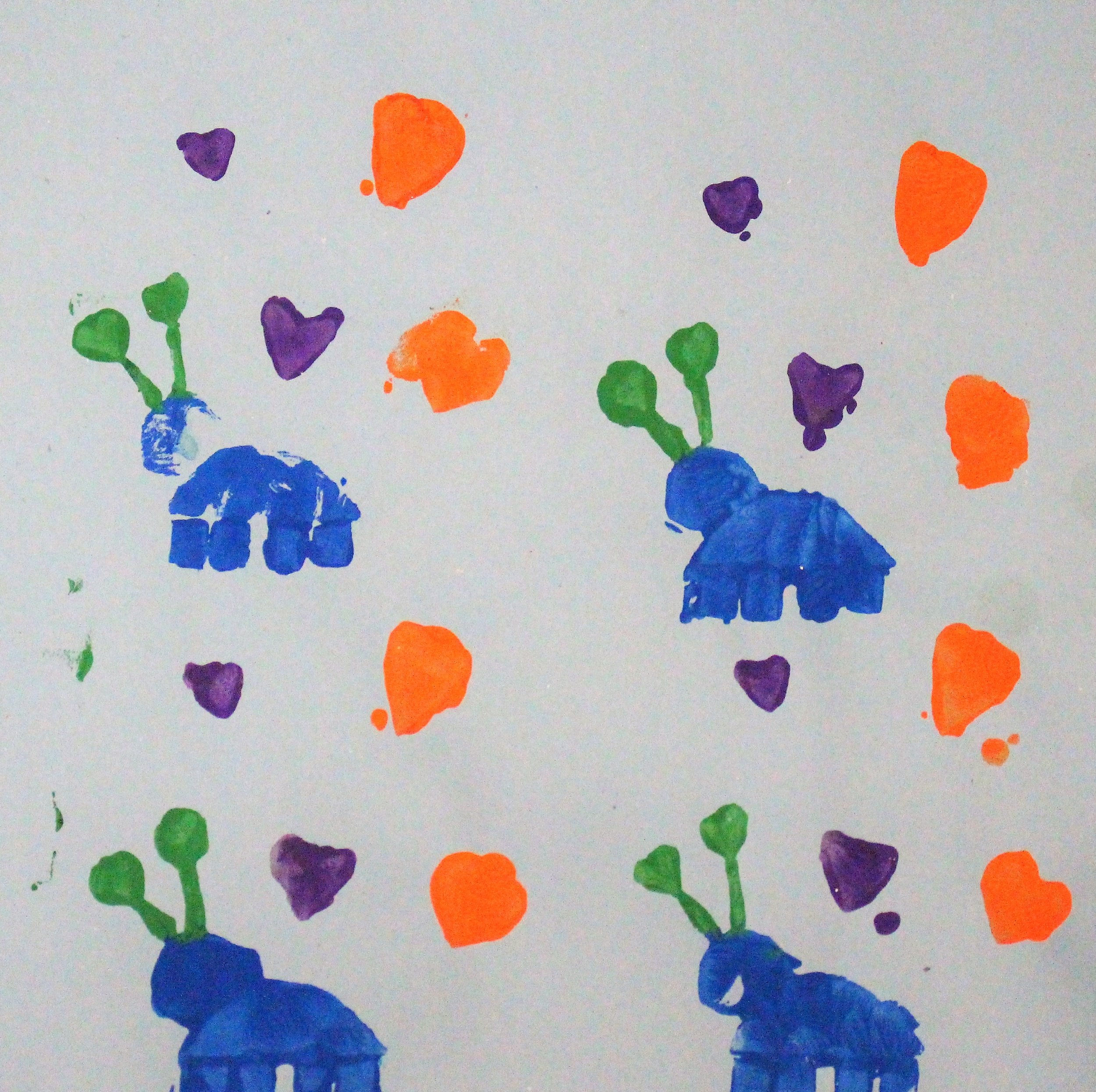 2nd Grade: Riley S. - What is a print? Art Unit