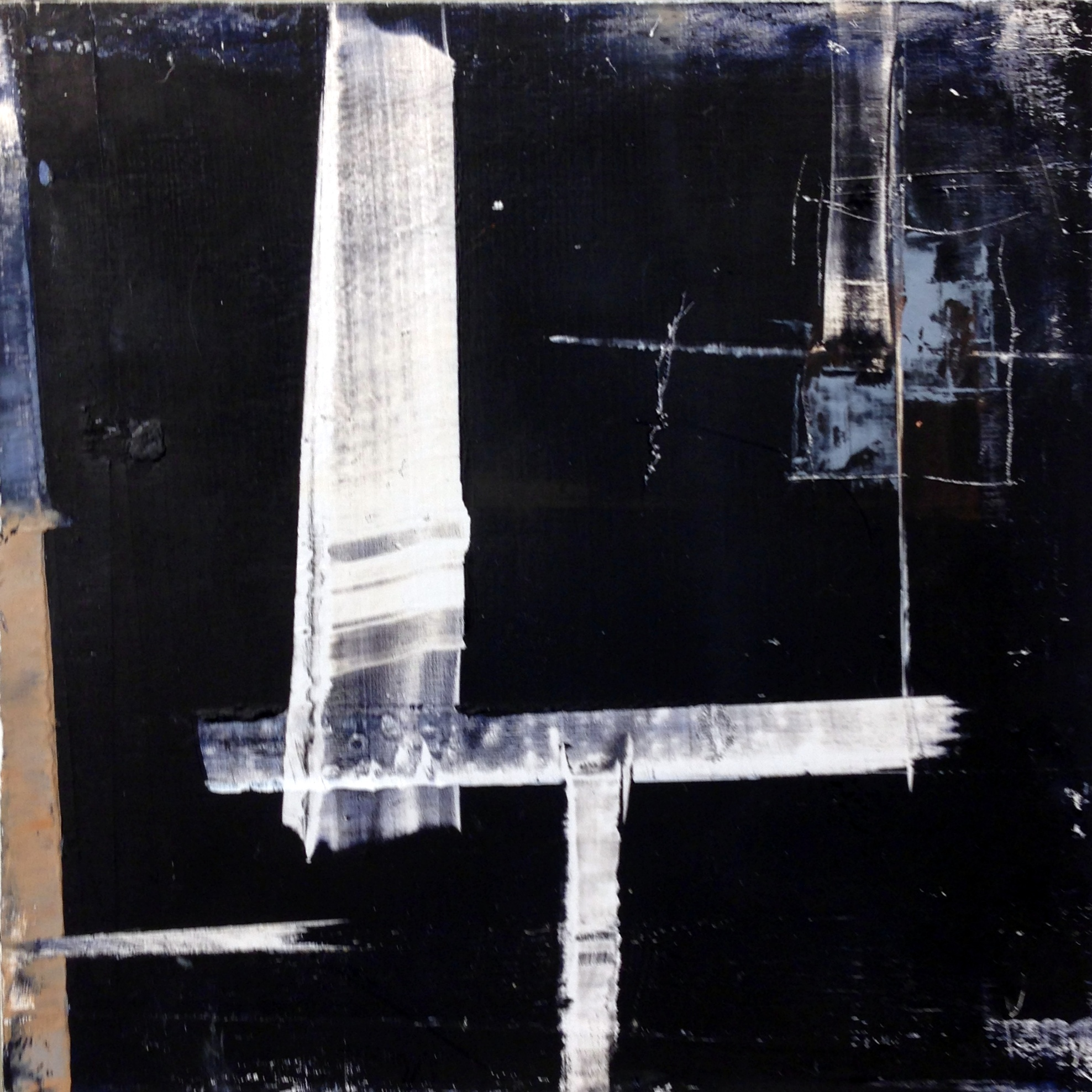 Urban Structure Study - Black - SOLD