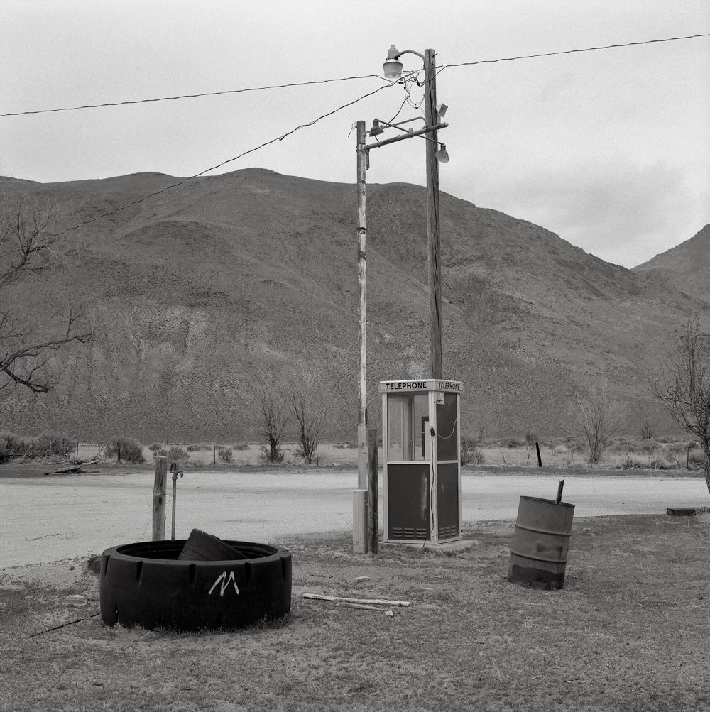 Telephone Booth, Eastern Oregon