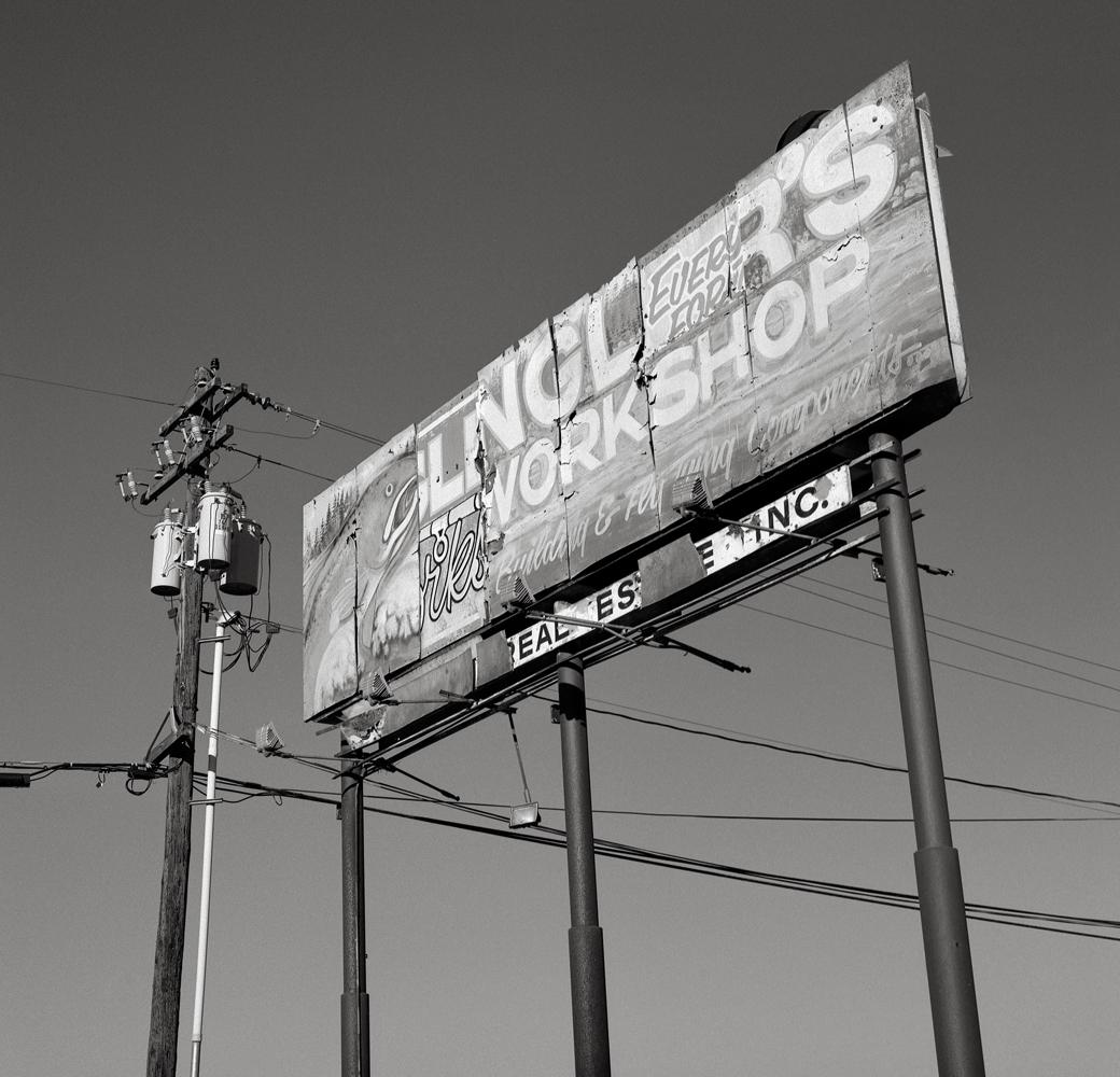Billboard, Washington