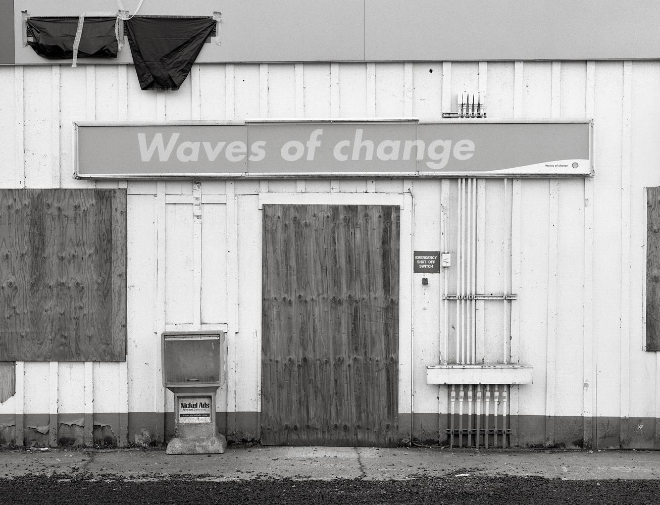 Waves of Change, Oregon
