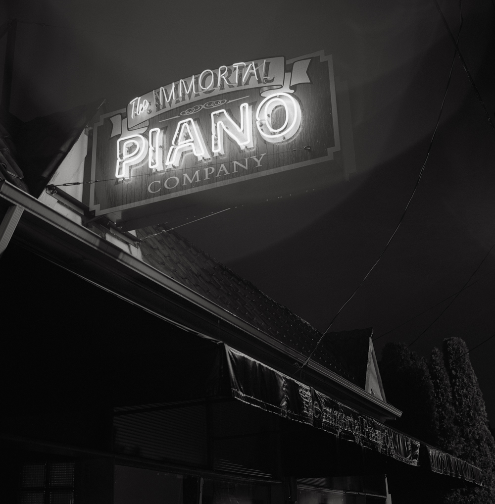The Immortal Piano Company