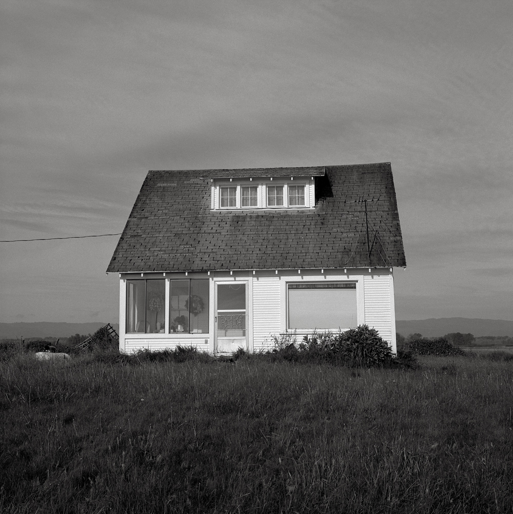 House, Sauvie Island, Oregon