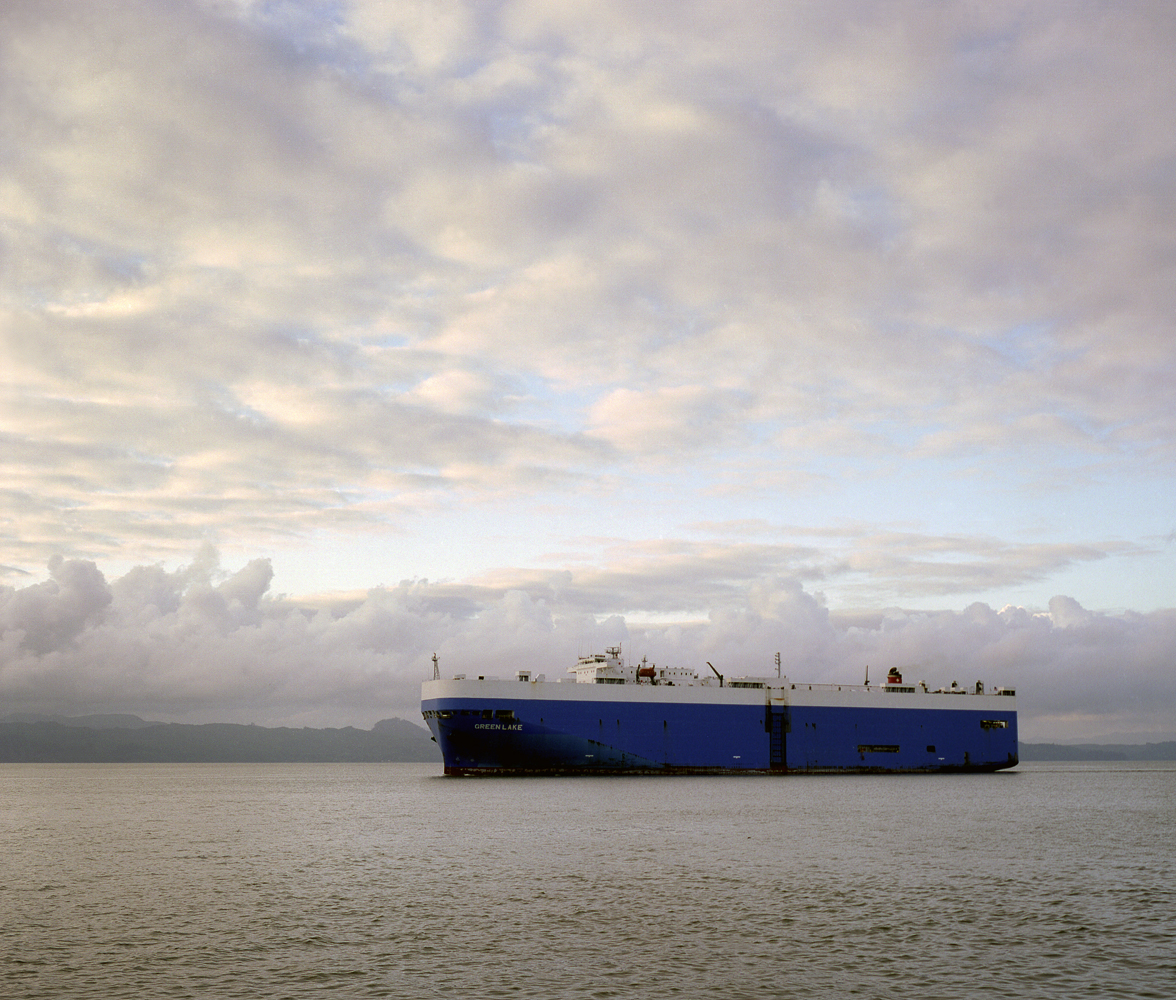Car Carrier, Columbia River