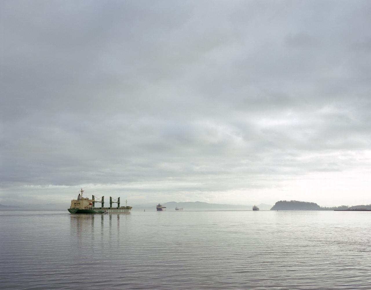Ships, Columbia River