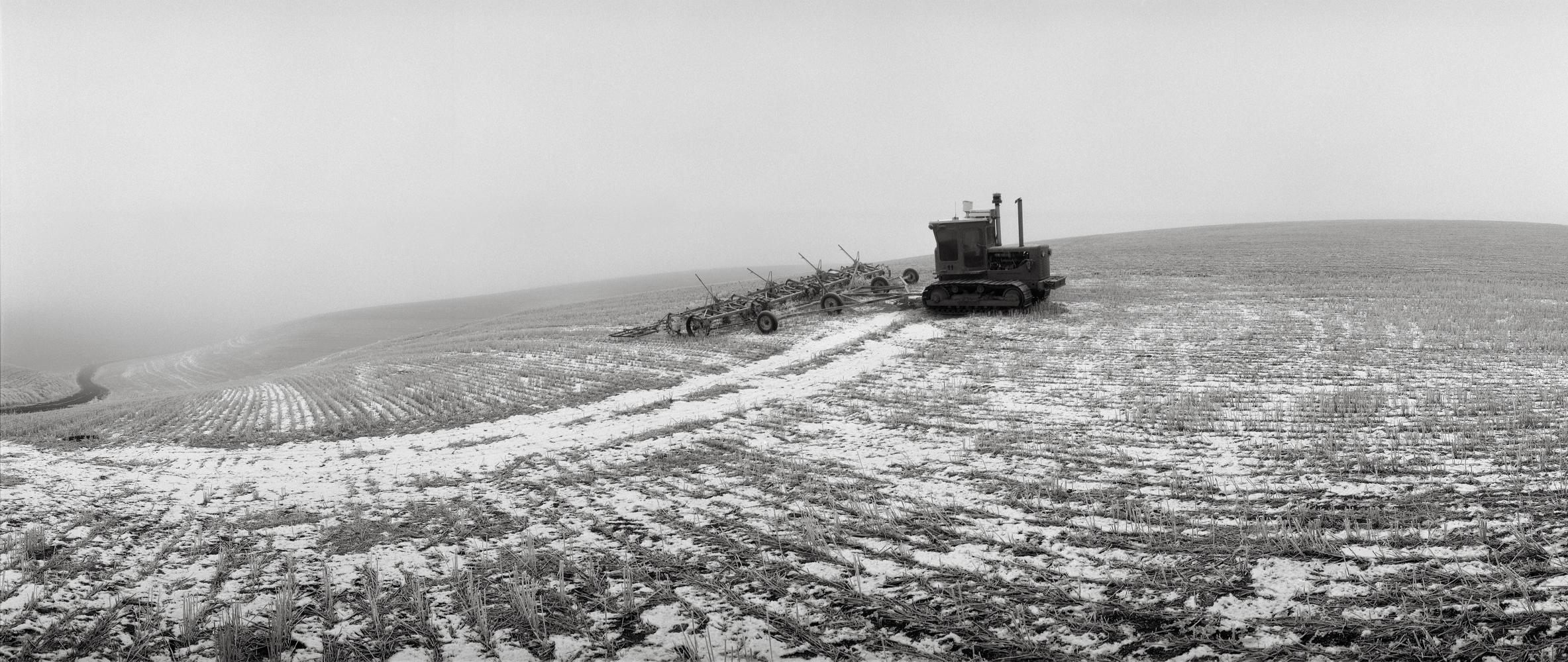 Tractor, Washington