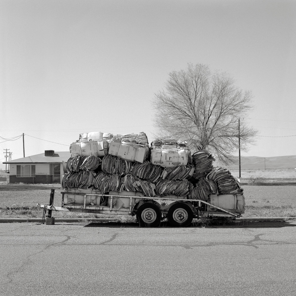 Recycling, McDermitt, Oregon-Nevada