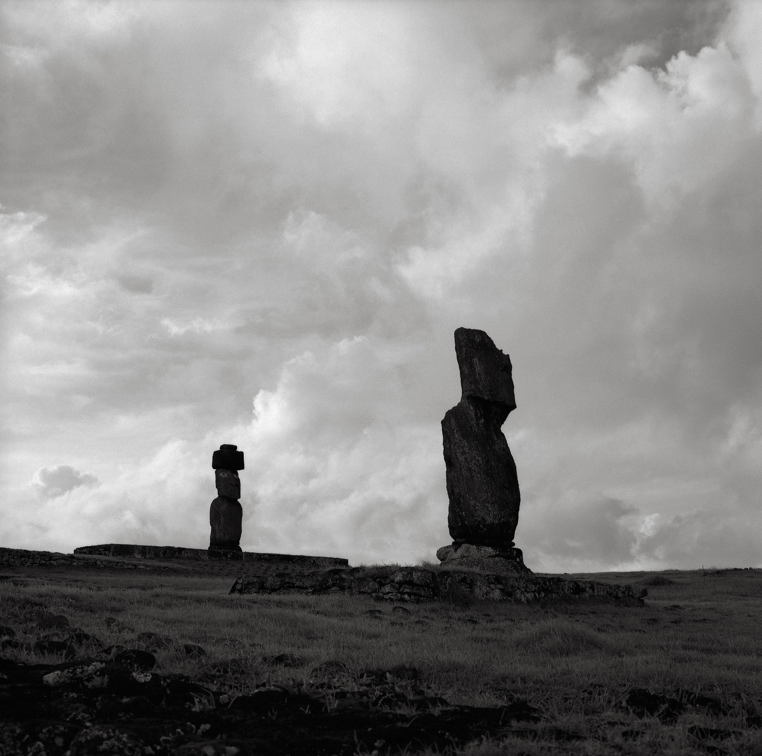 Ahu Tahai, Ahu Ko Te Riku, Easter Island