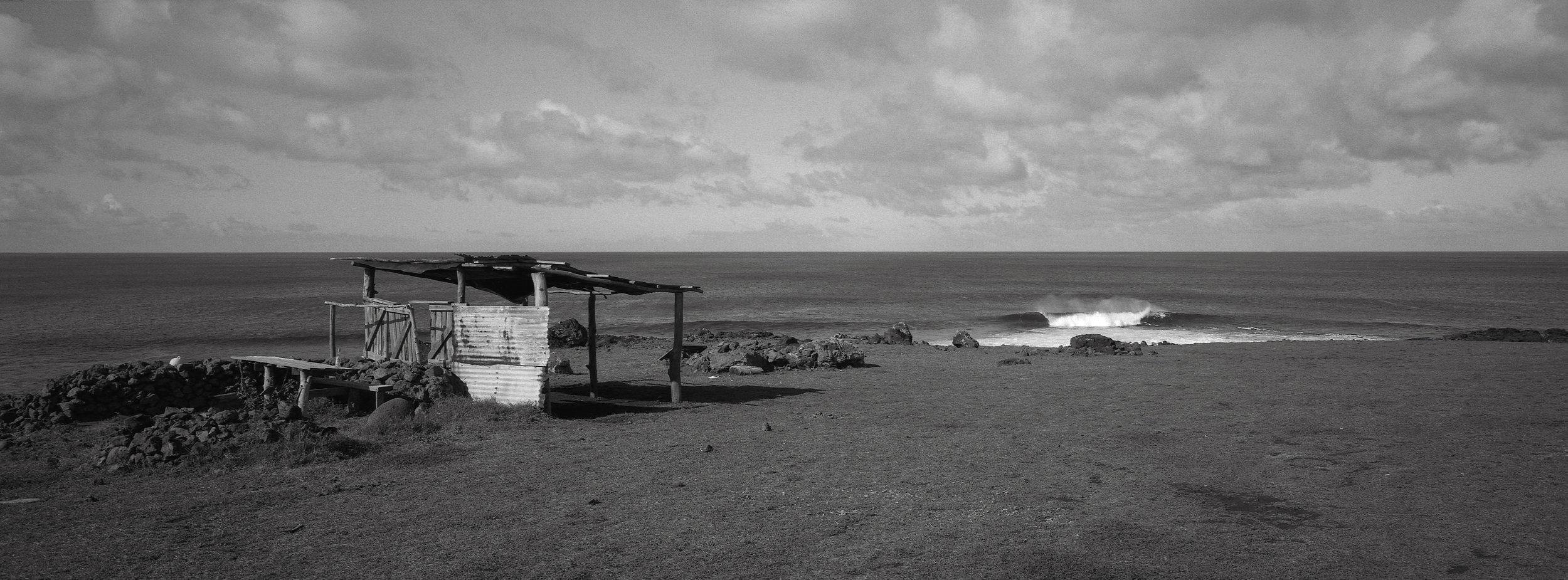 Shelter, Easter Island