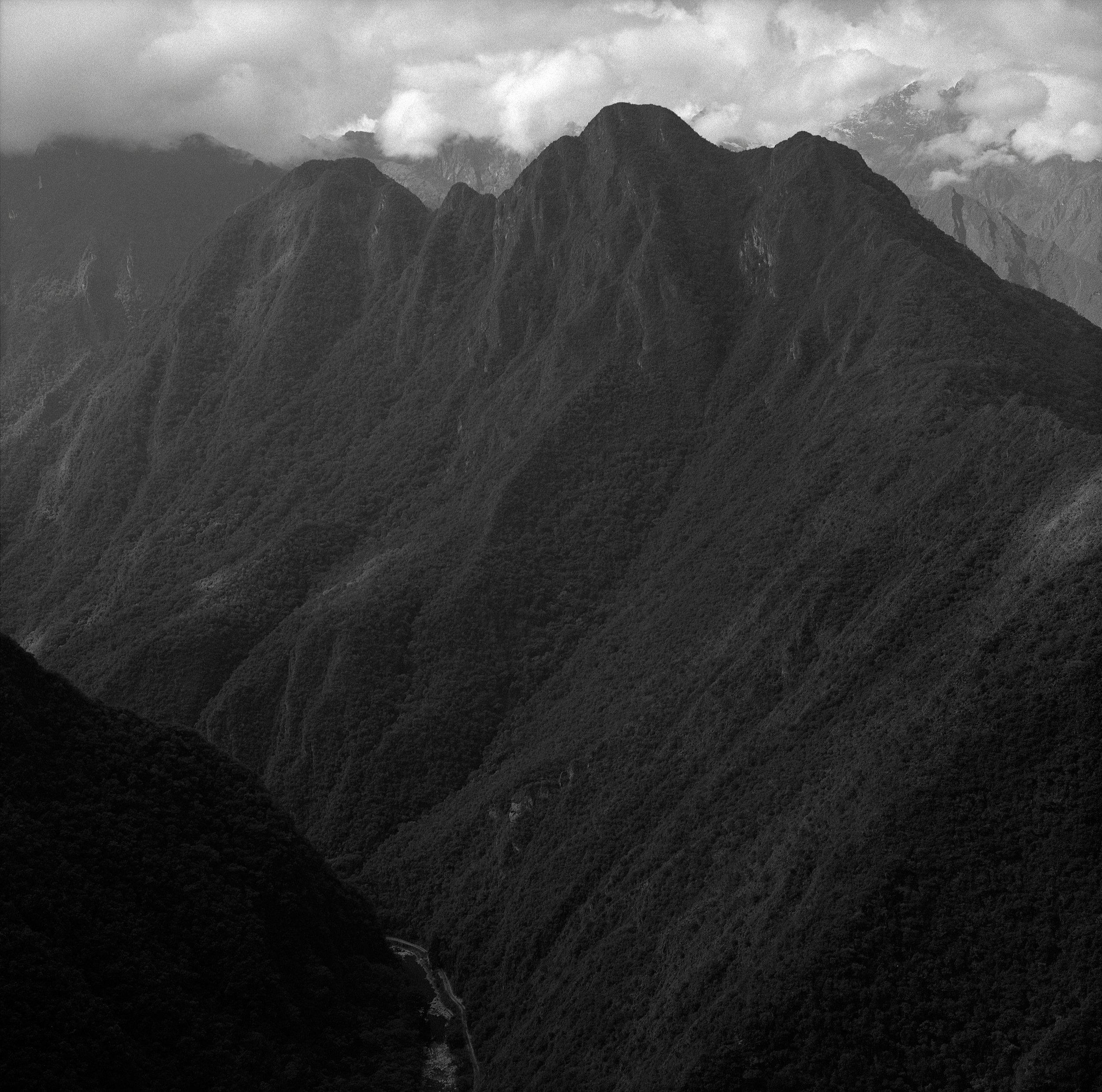Along the Inca Trail, Peru