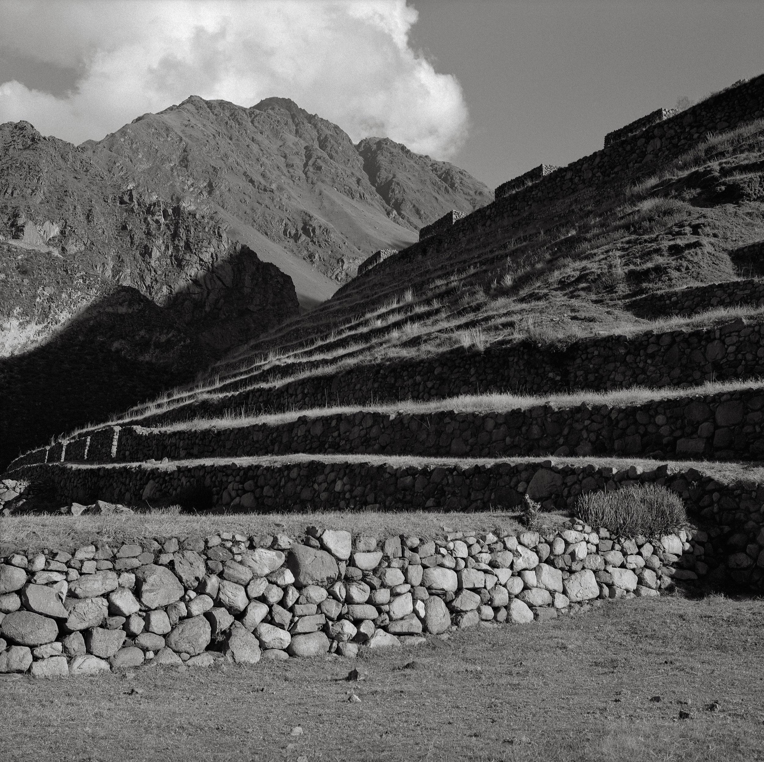 Patallacta, Peru
