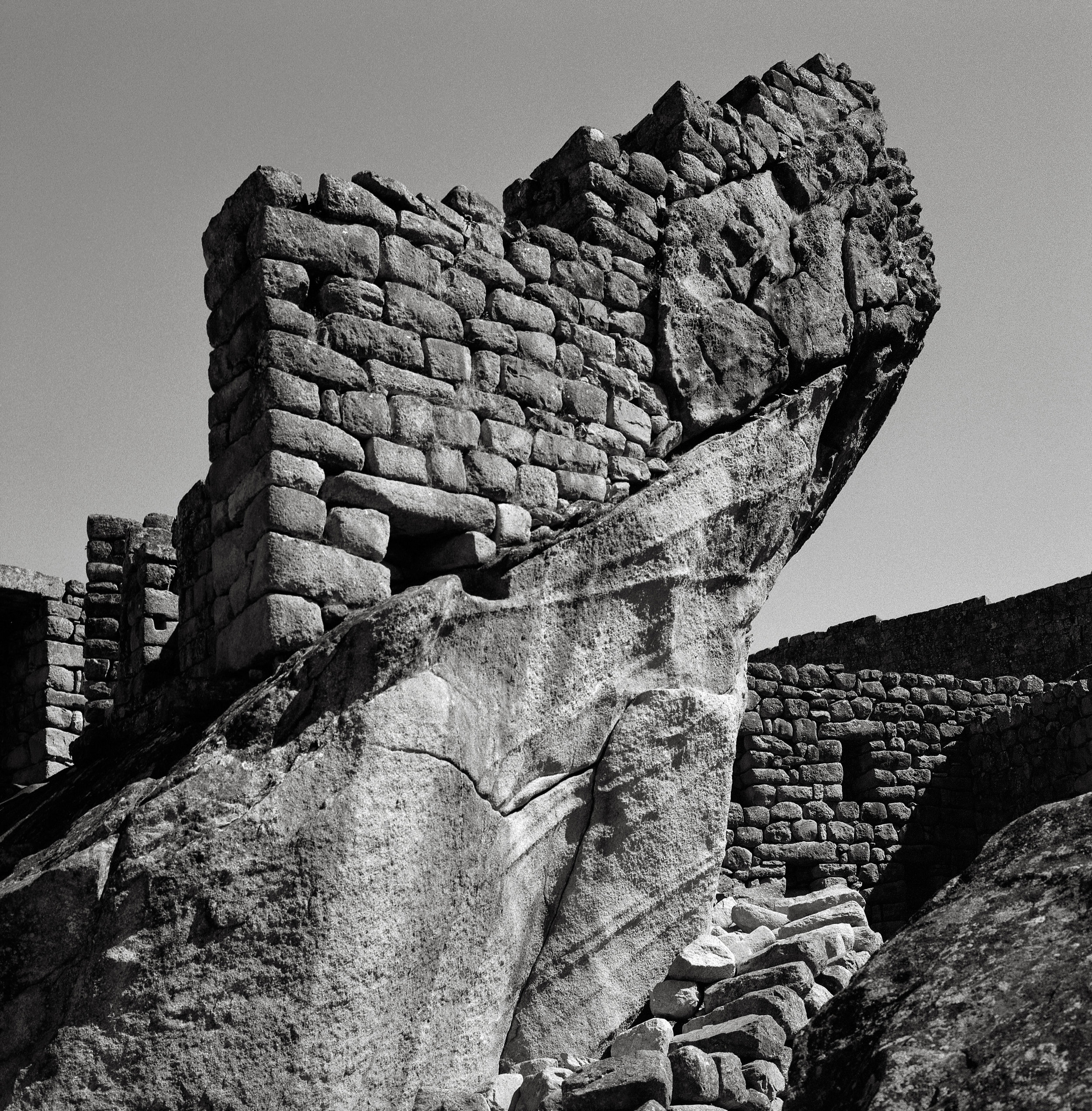Temple of the Condor, Machu Pichu