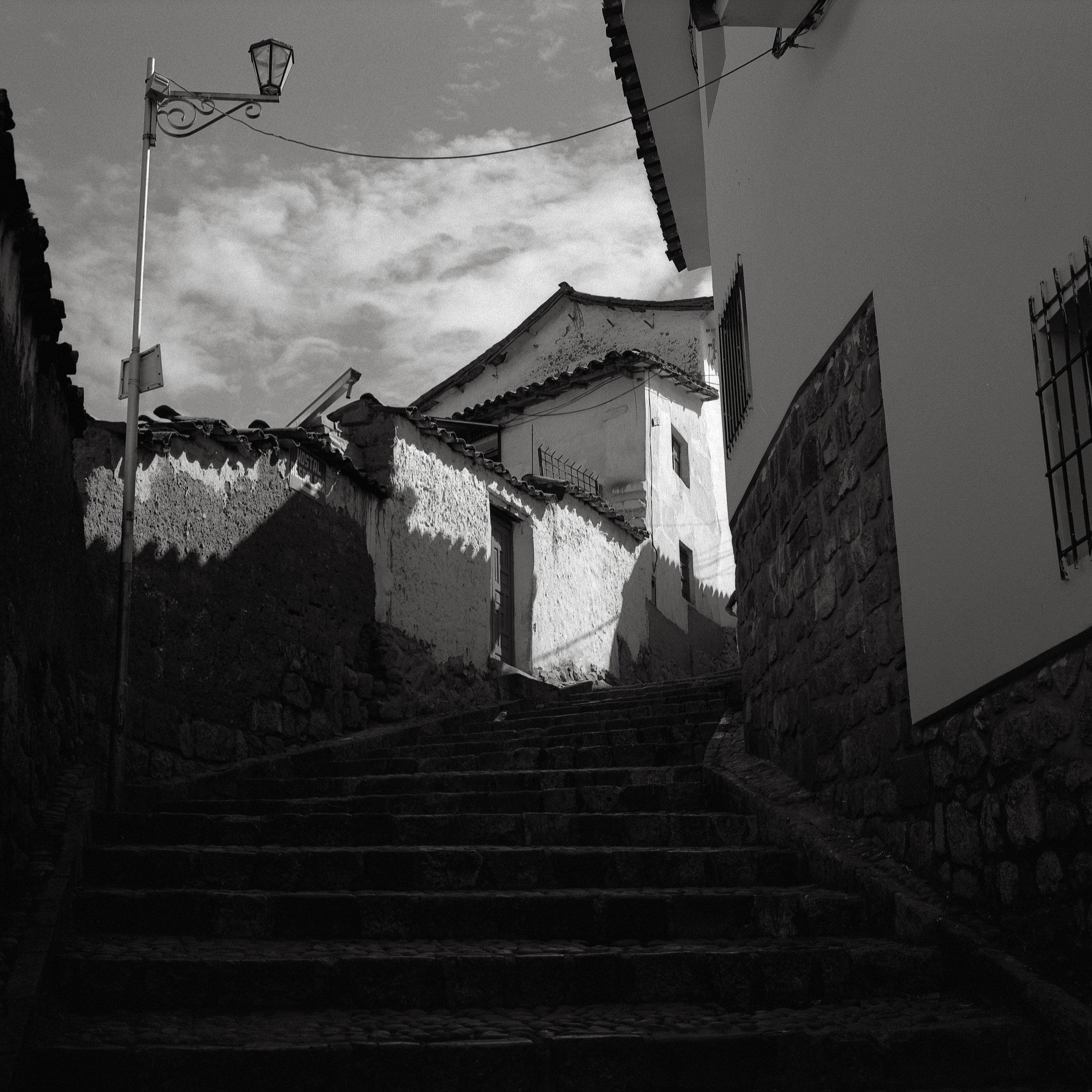 Backstreet, Cusco, Peru