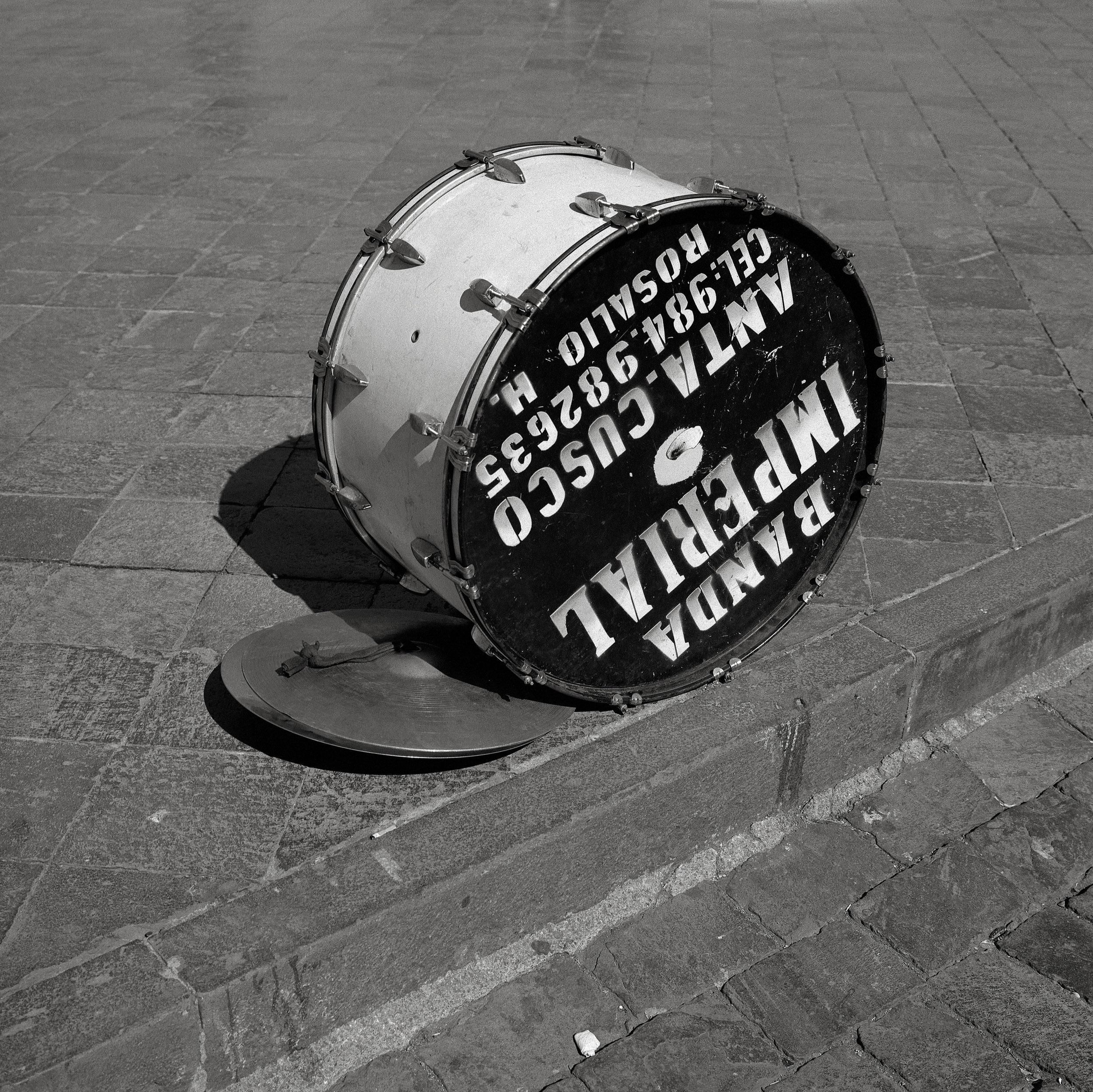 Drum, Cusco, Peru
