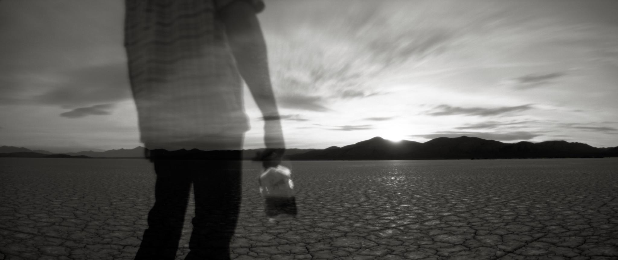 Tequila Sunset, Black Rock Desert, Nevada