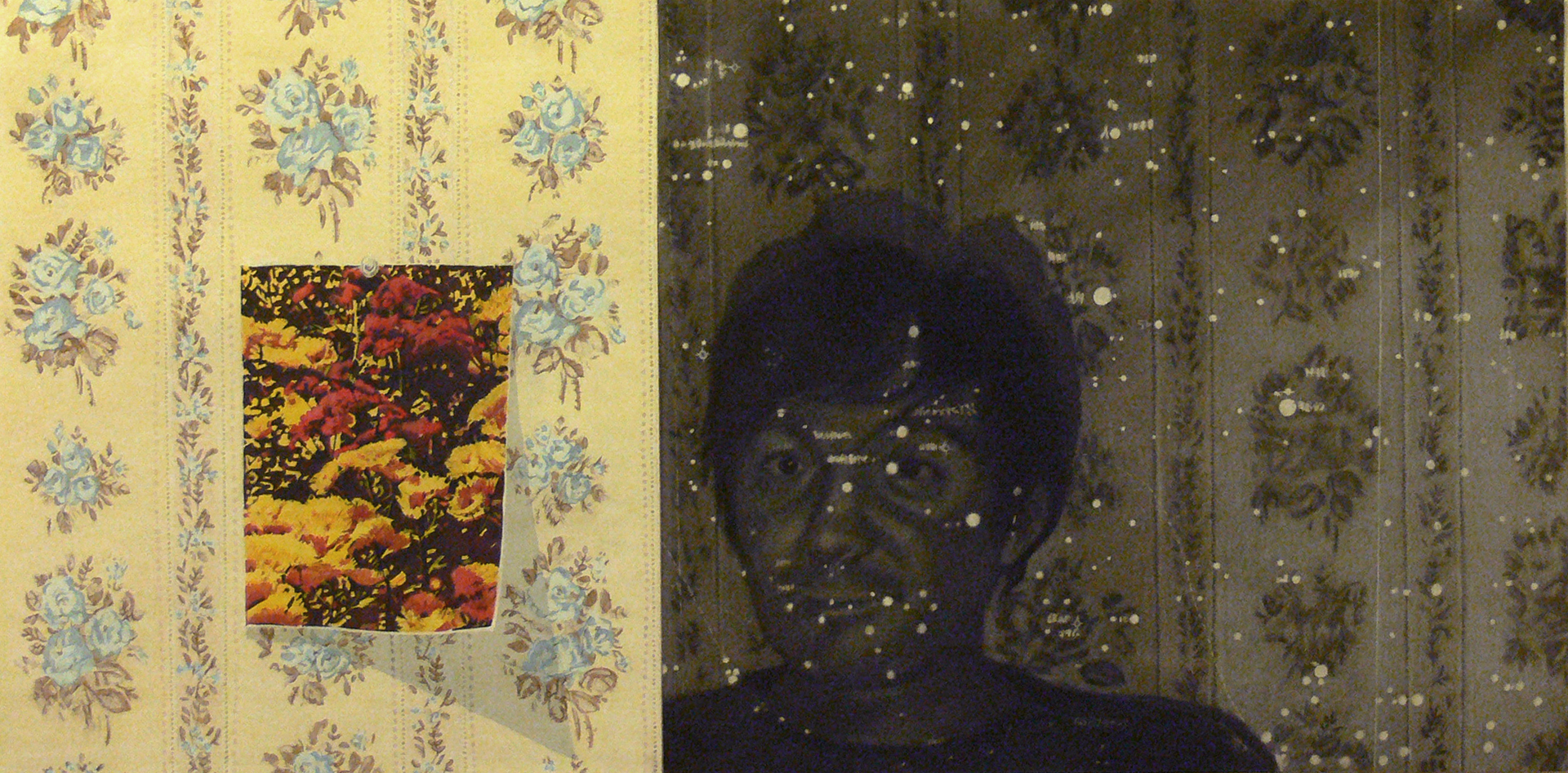Jeneve_Parrish_Portrait of James Pullen and Everything and Nothing_20X40inches_graphite, gouache, watercolor and colored pencil on prepared paper.jpg
