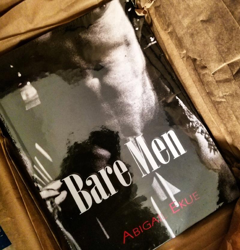 Bare Men photography book
